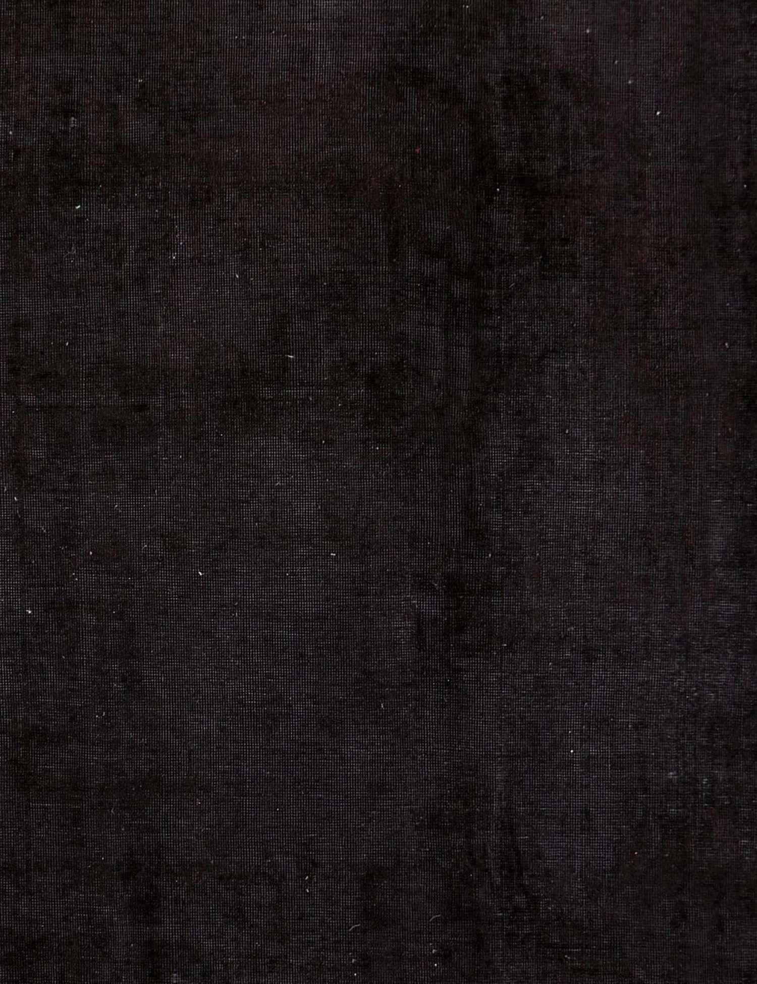 Vintage Perserteppich  schwarz <br/>310 x 257 cm