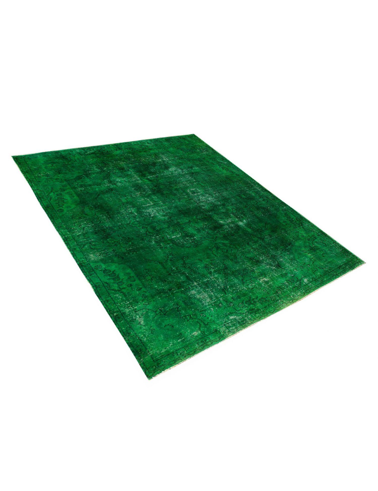 Vintage Perserteppich  grün <br/>323 x 230 cm