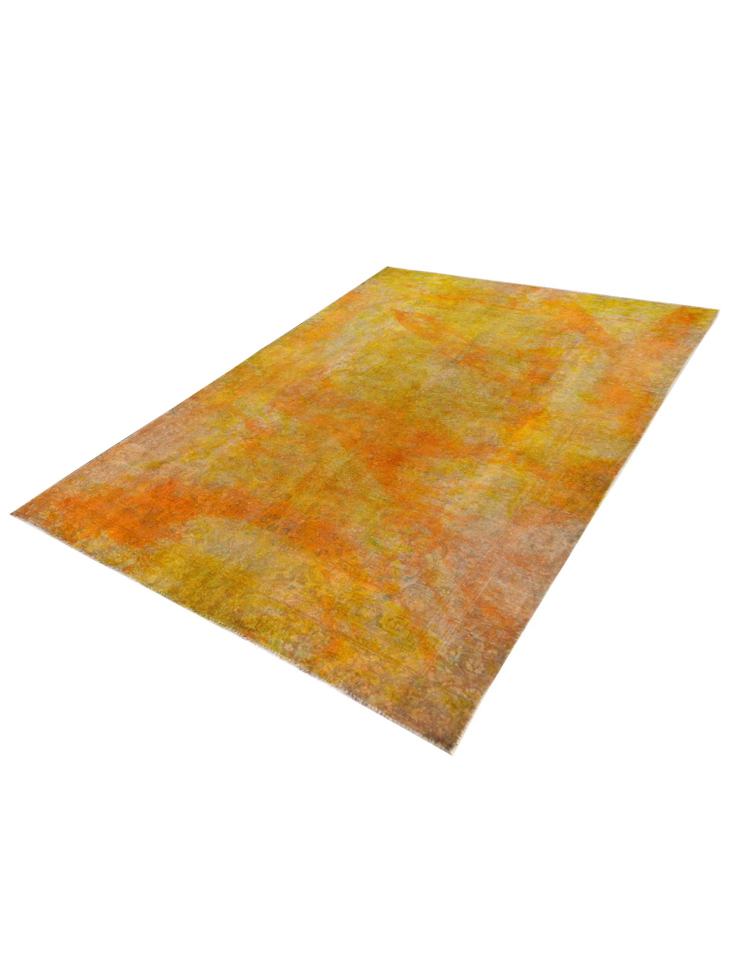 Vintage Perserteppich  gelb <br/>280 x 185 cm