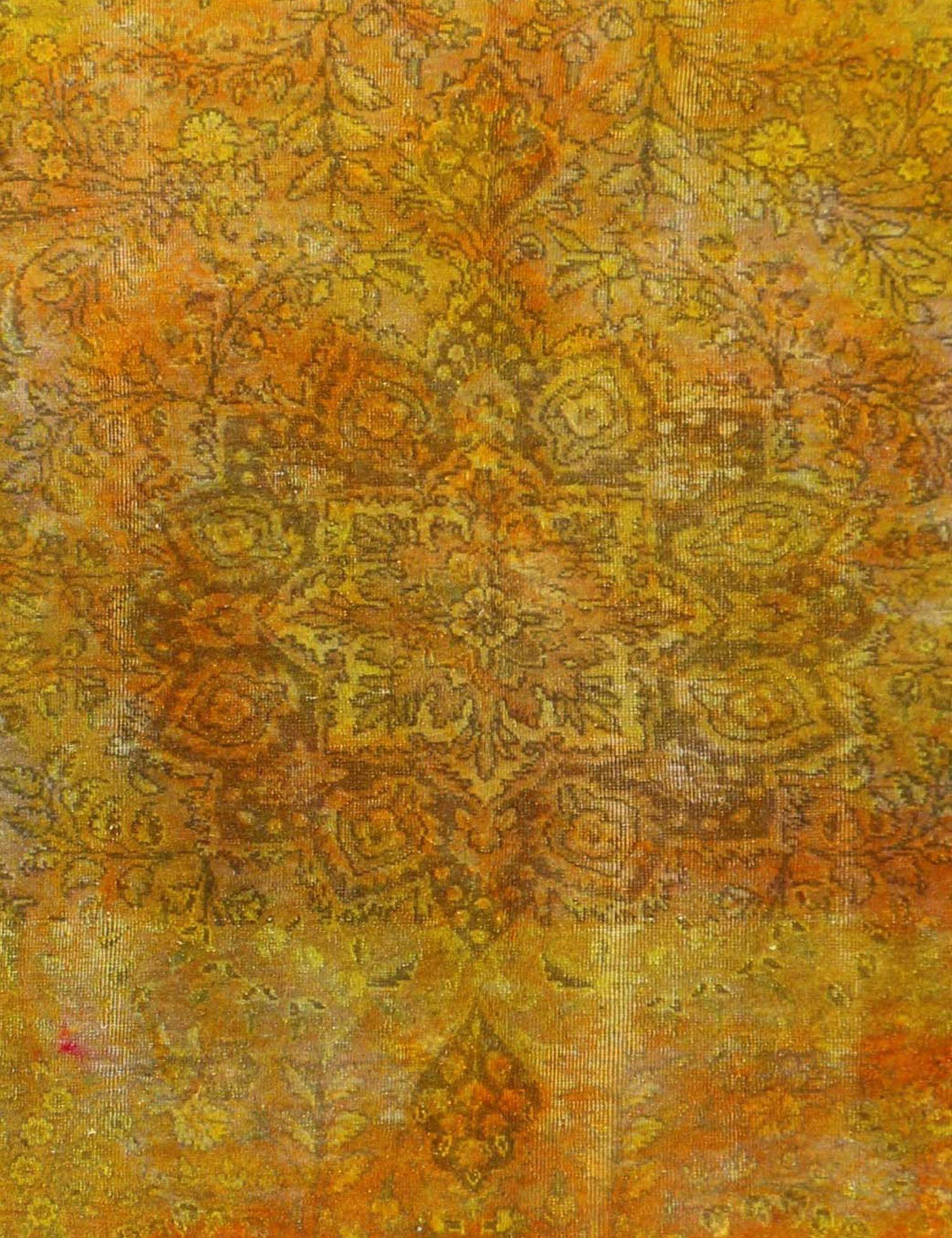 Vintage Perserteppich  gelb <br/>288 x 182 cm