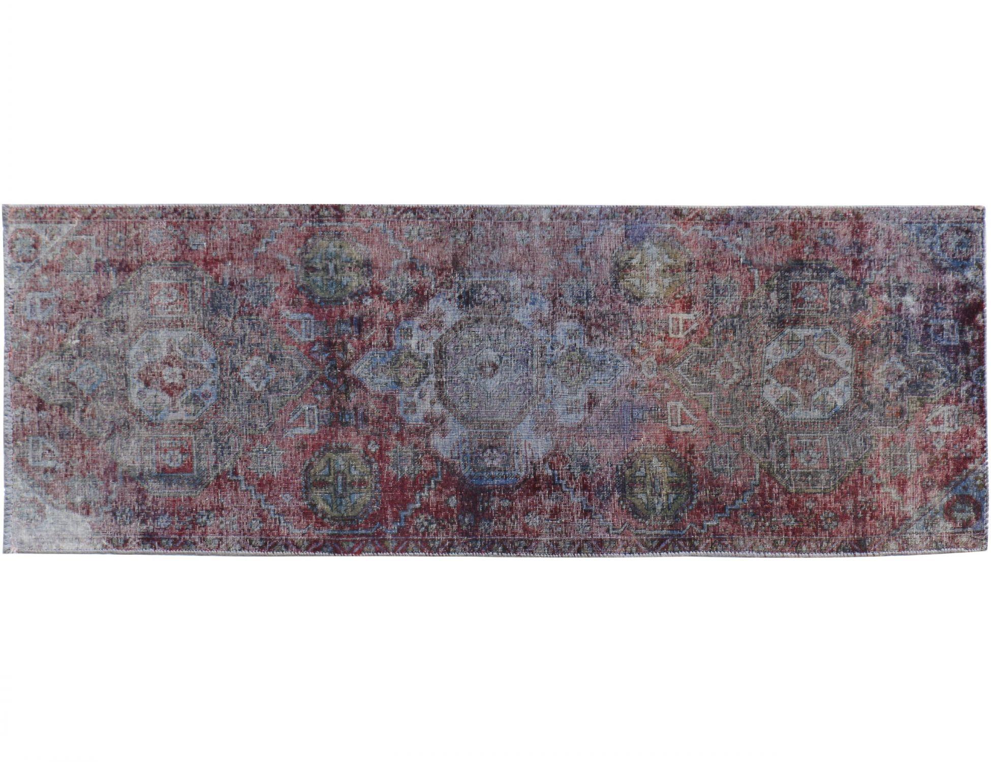 Vintage Perserteppich  lila <br/>217 x 76 cm