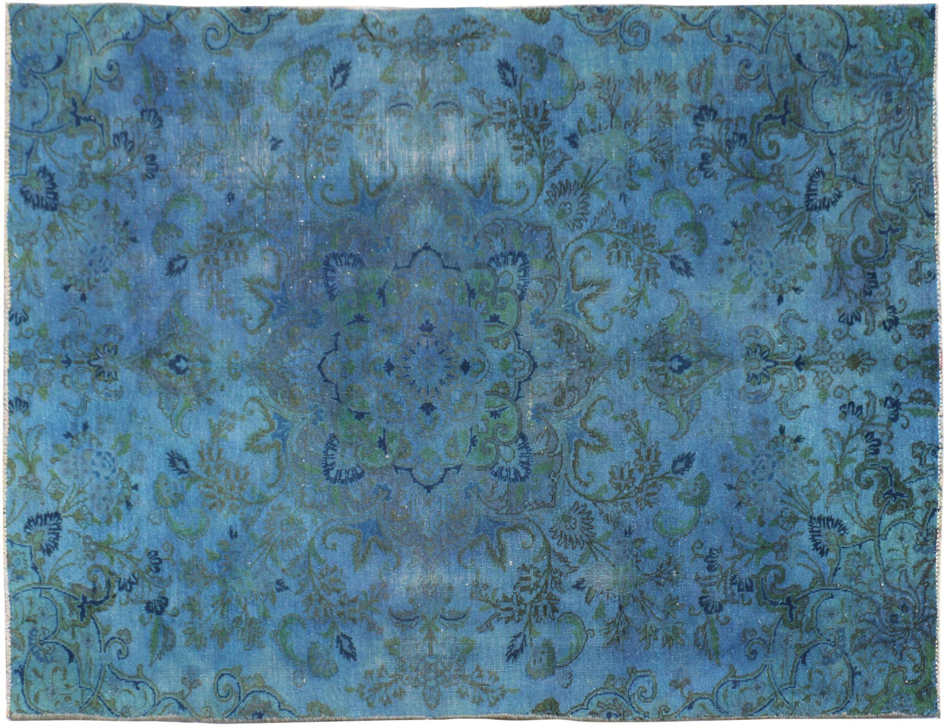 Tappeto Vintage  blu <br/>233 x 145 cm