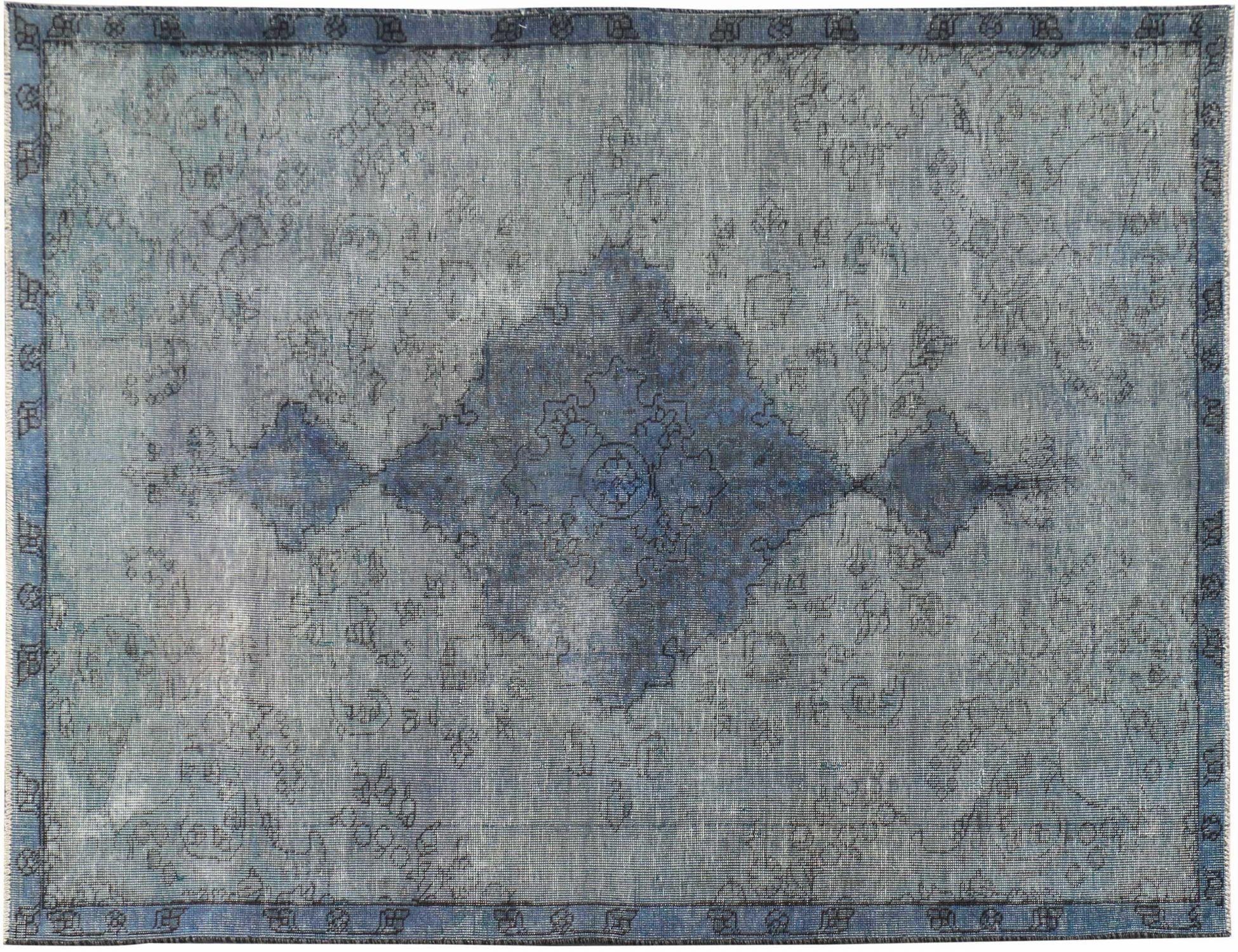Vintage Perserteppich  blau <br/>250 x 152 cm