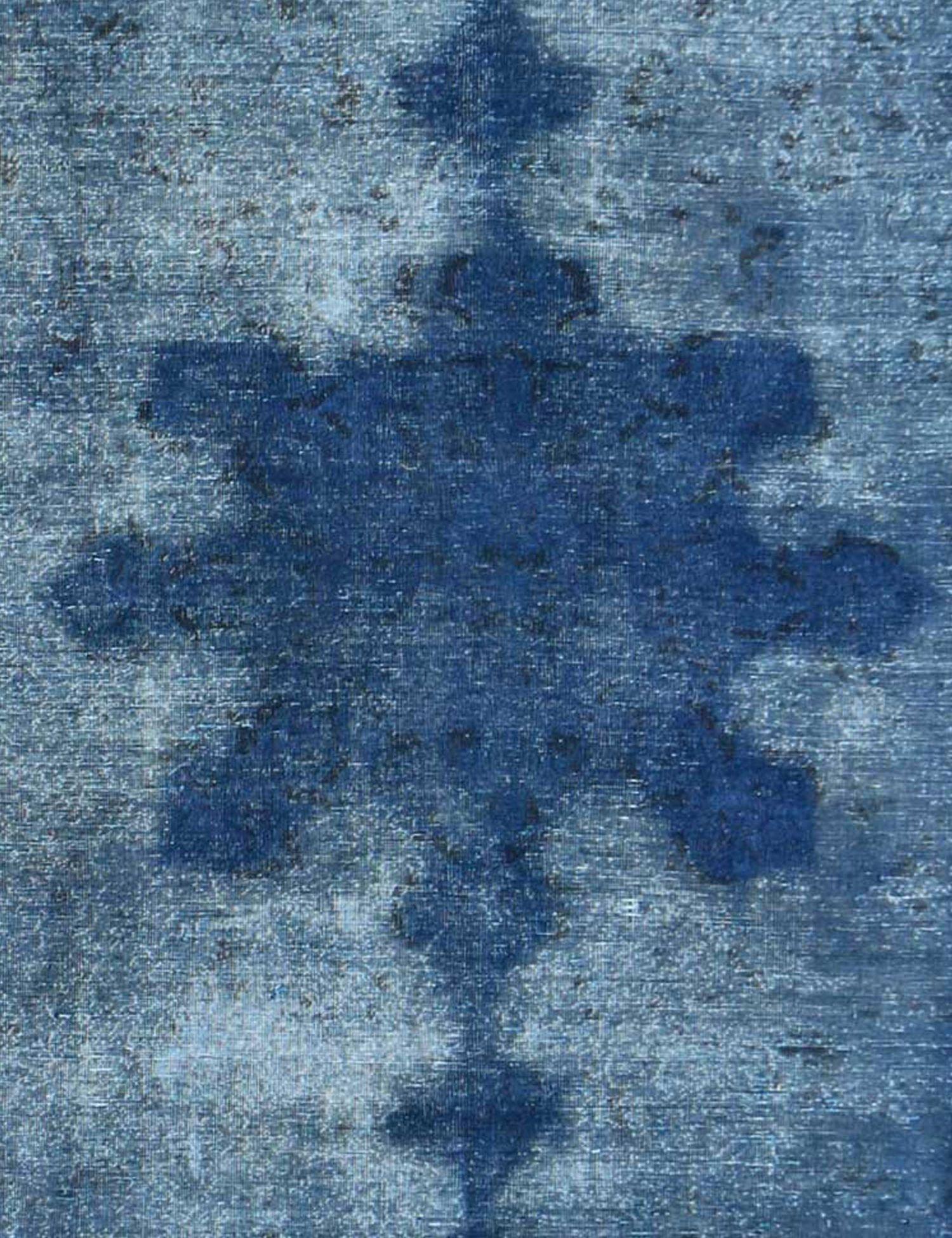 Tappeto Vintage  blu <br/>389 x 267 cm