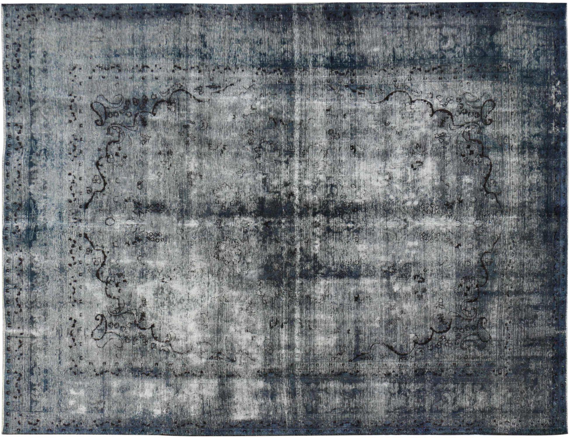 Tappeto Vintage  blu <br/>379 x 294 cm