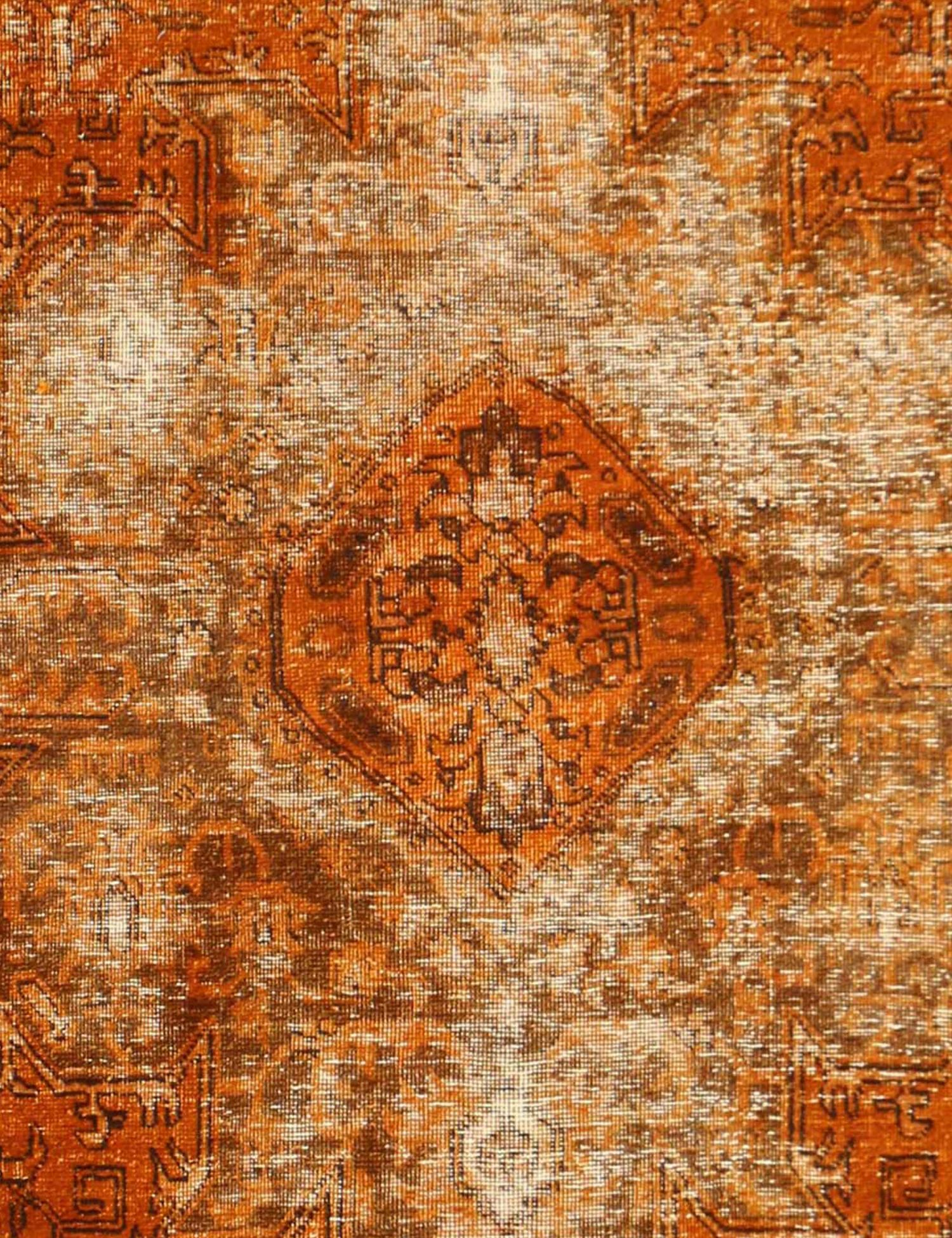 Vintage Perserteppich  orange <br/>222 x 175 cm