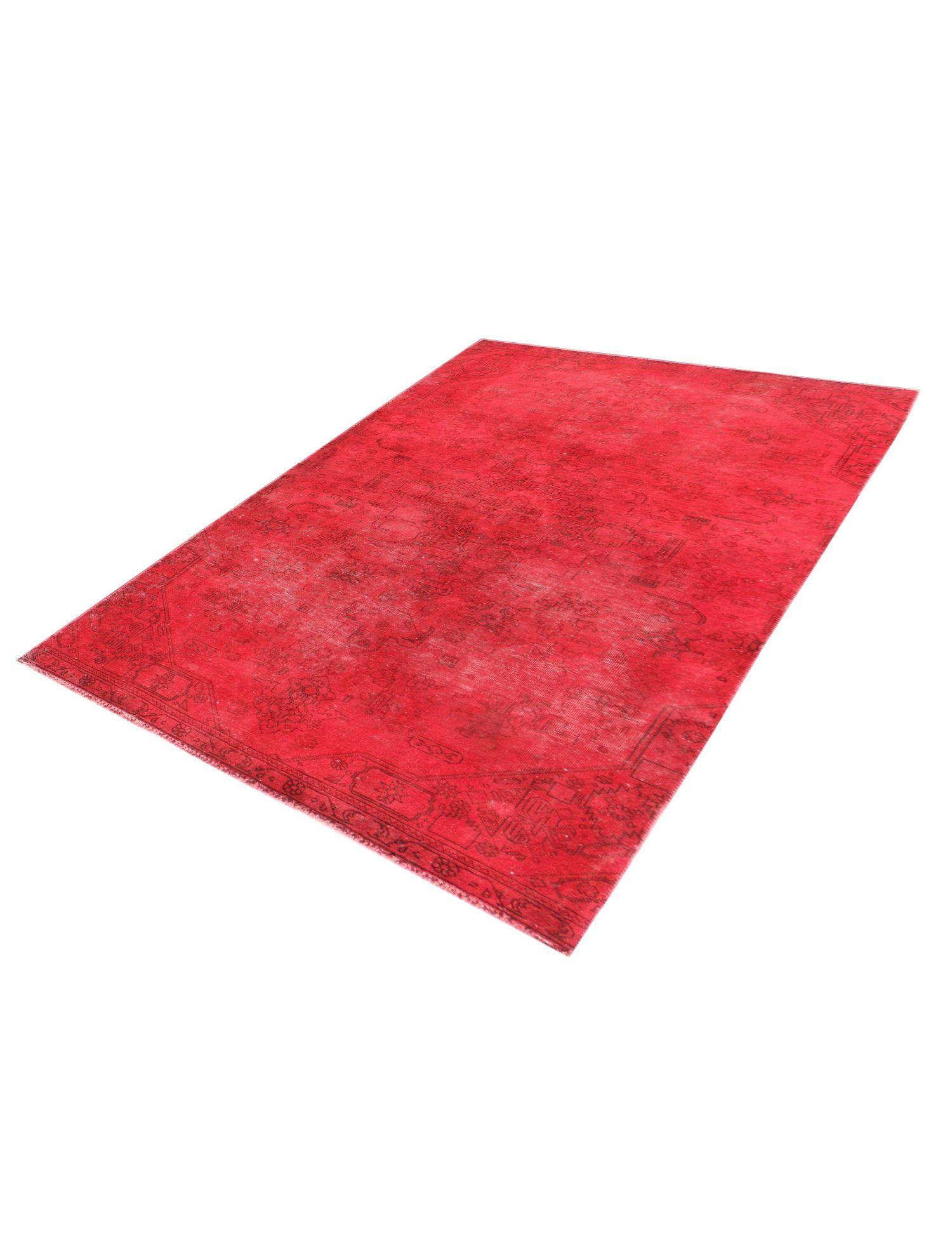 Vintage Teppich  rot <br/>230 x 124 cm
