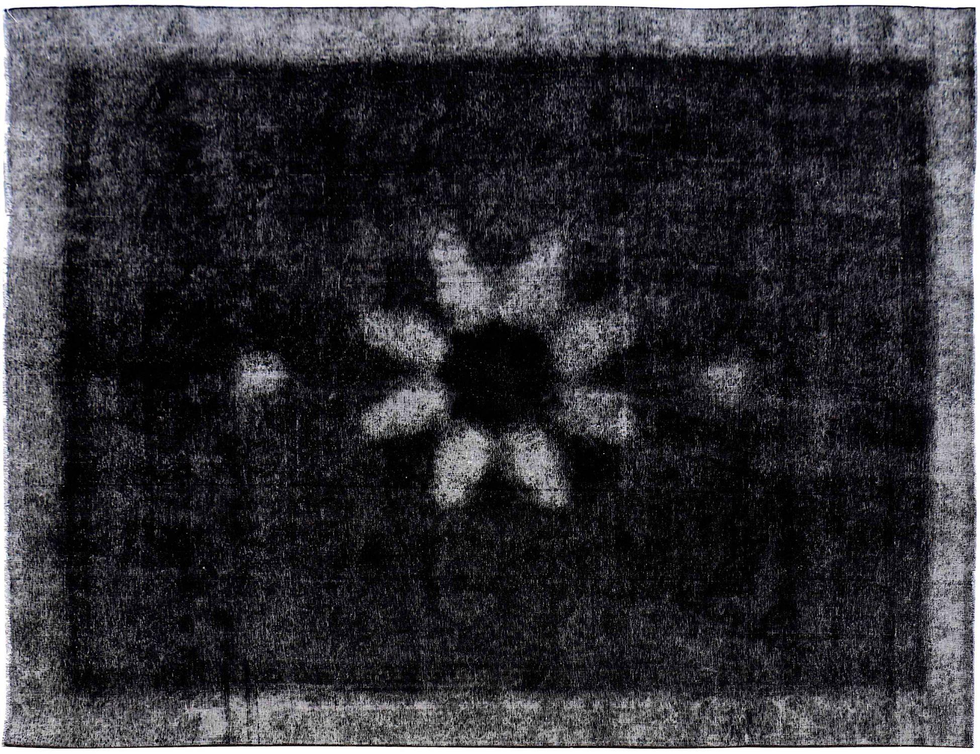 Vintage Perserteppich  schwarz <br/>357 x 270 cm