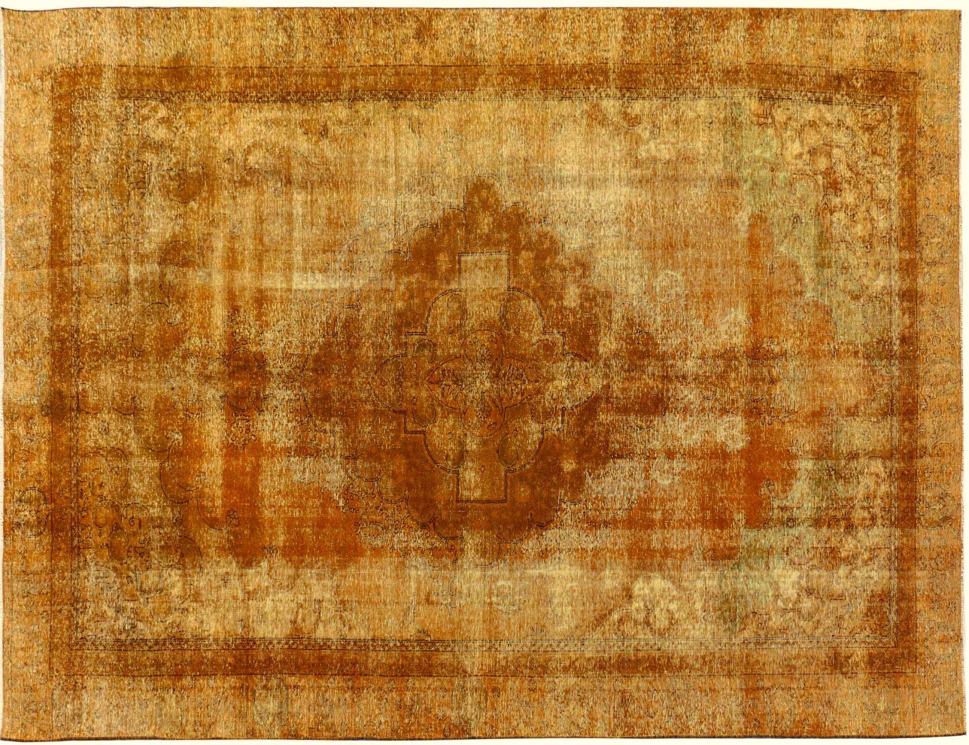 Vintage Perserteppich  orange <br/>465 x 265 cm