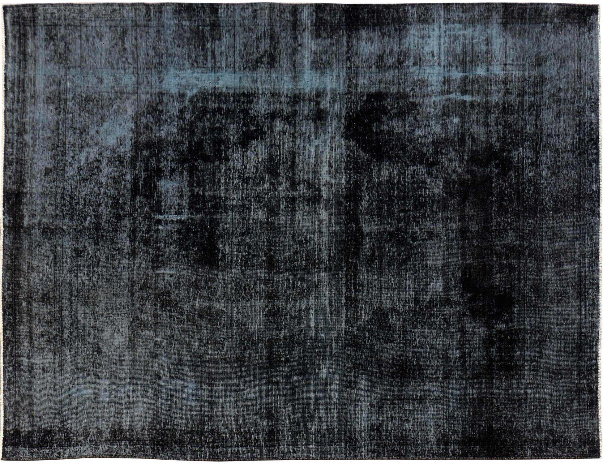 Vintage Perserteppich  schwarz <br/>284 x 195 cm