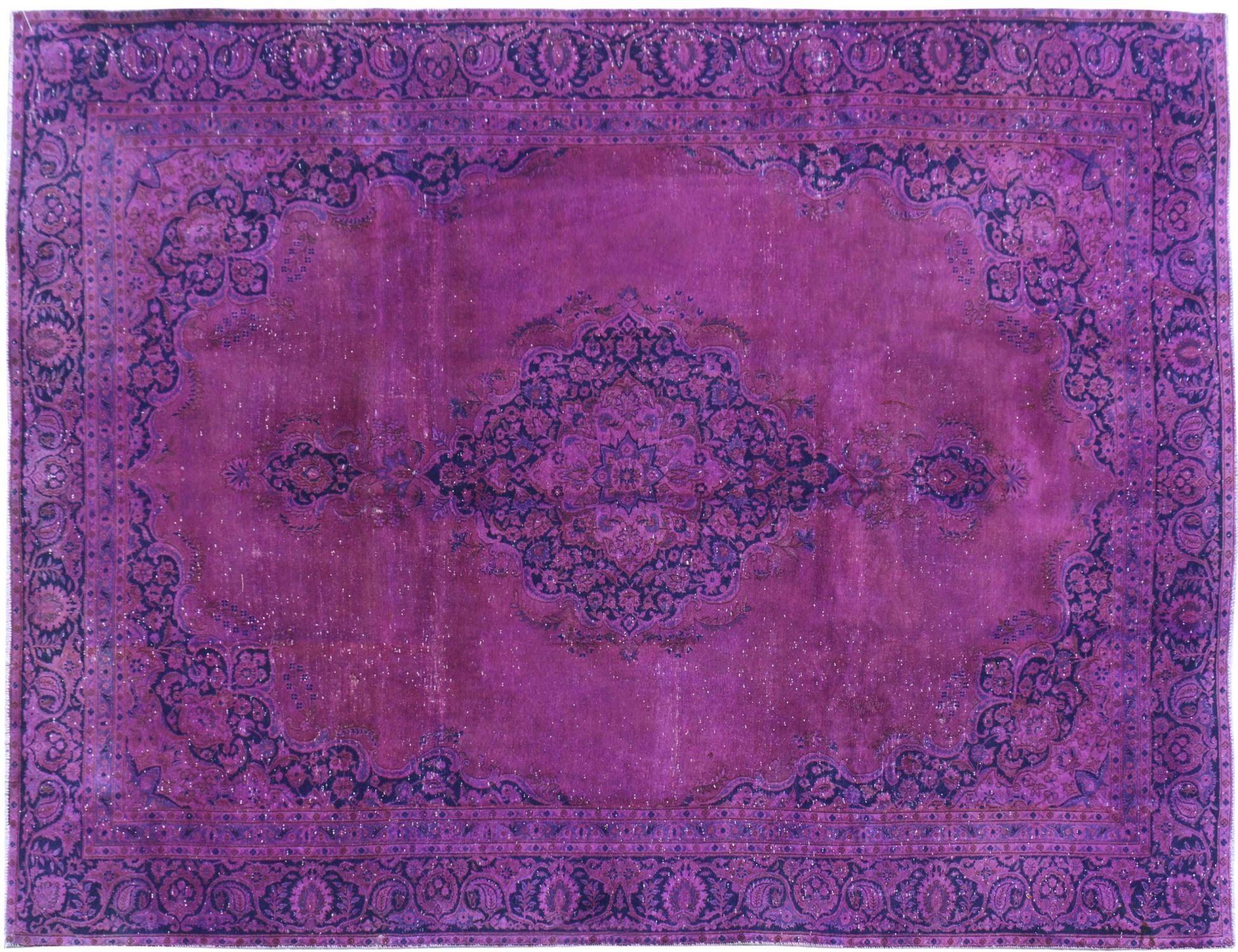 Vintage Teppich  lila <br/>386 x 251 cm