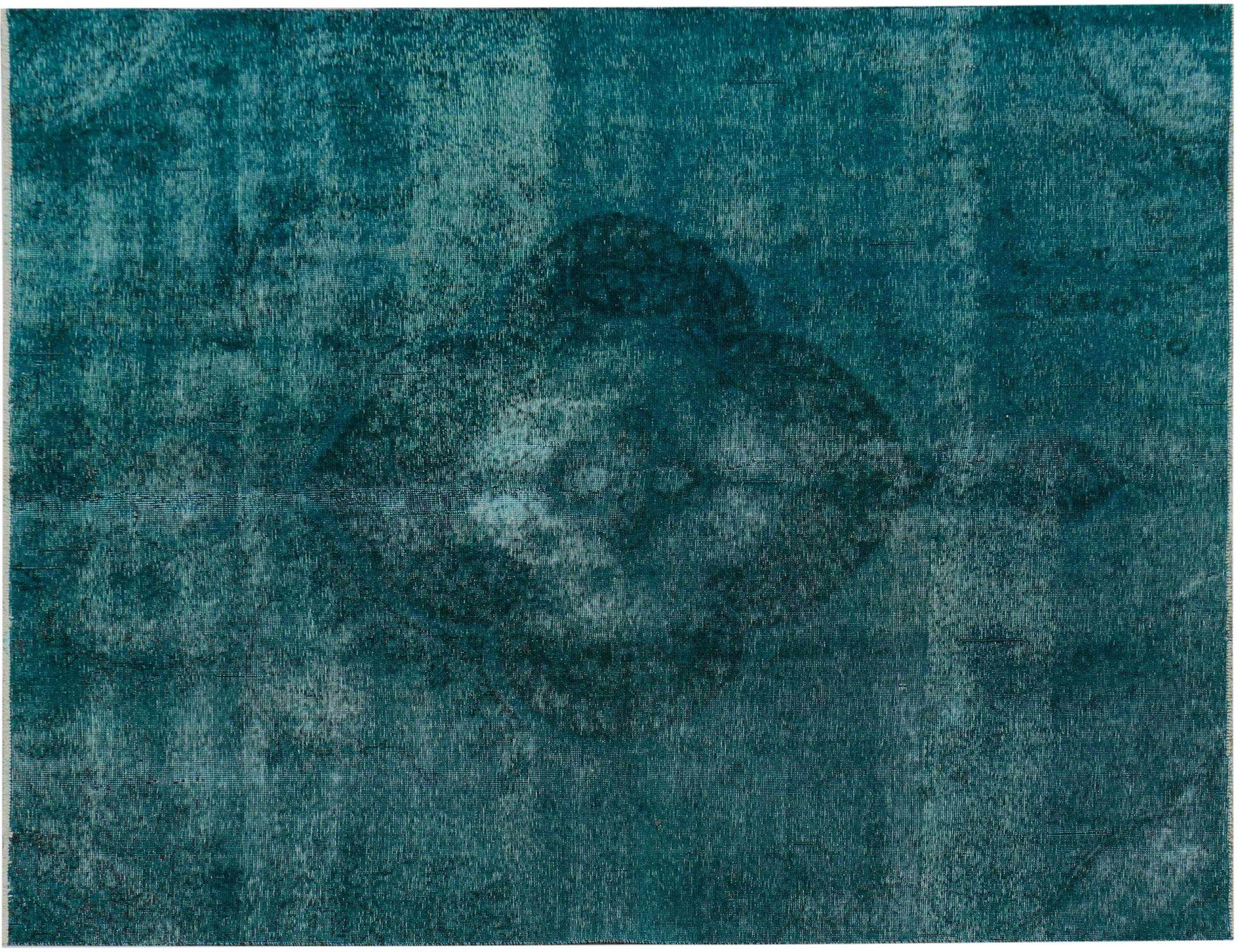 Tappeto Vintage  verde <br/>250 x 207 cm
