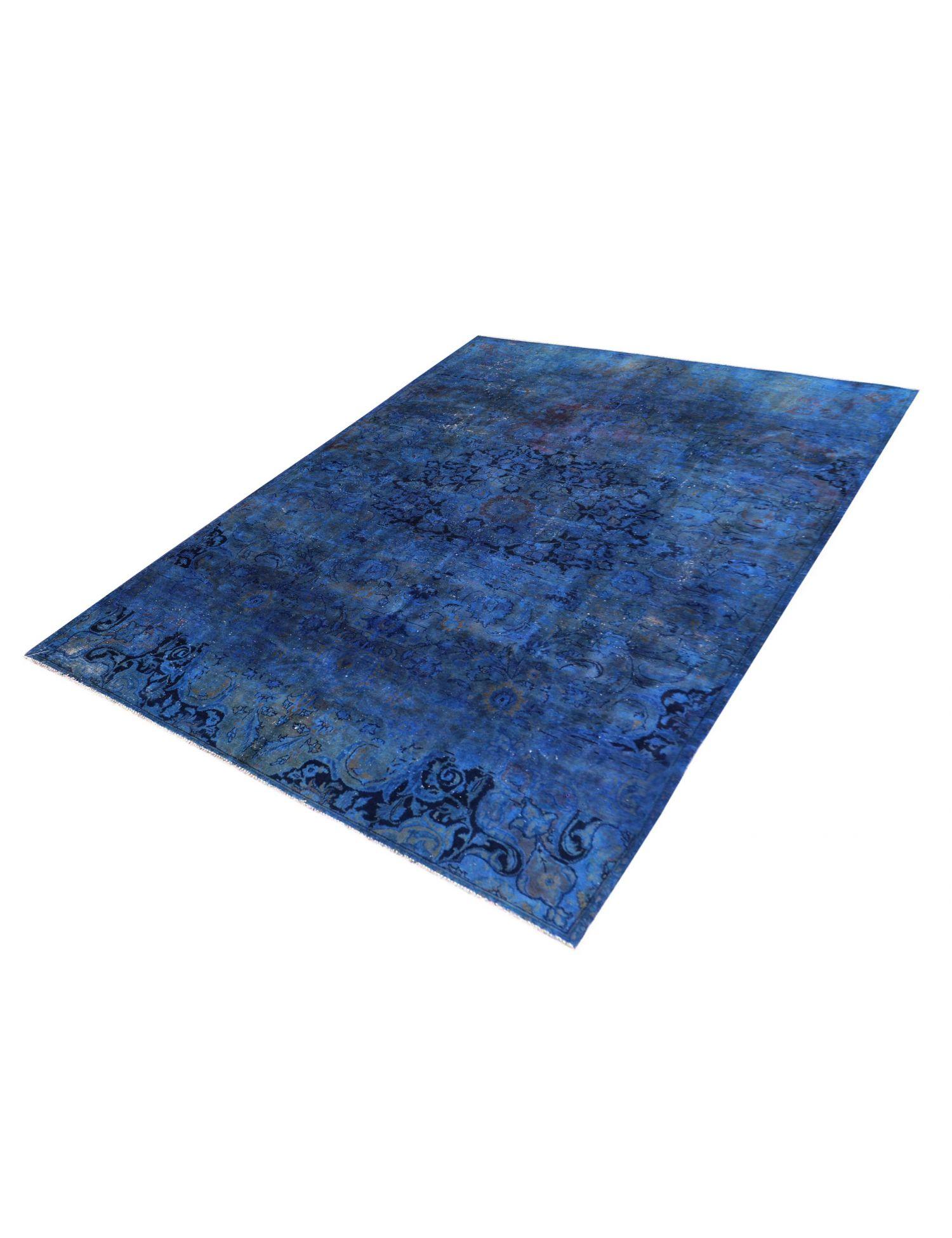 Tappeto Vintage  blu <br/>303 x 211 cm