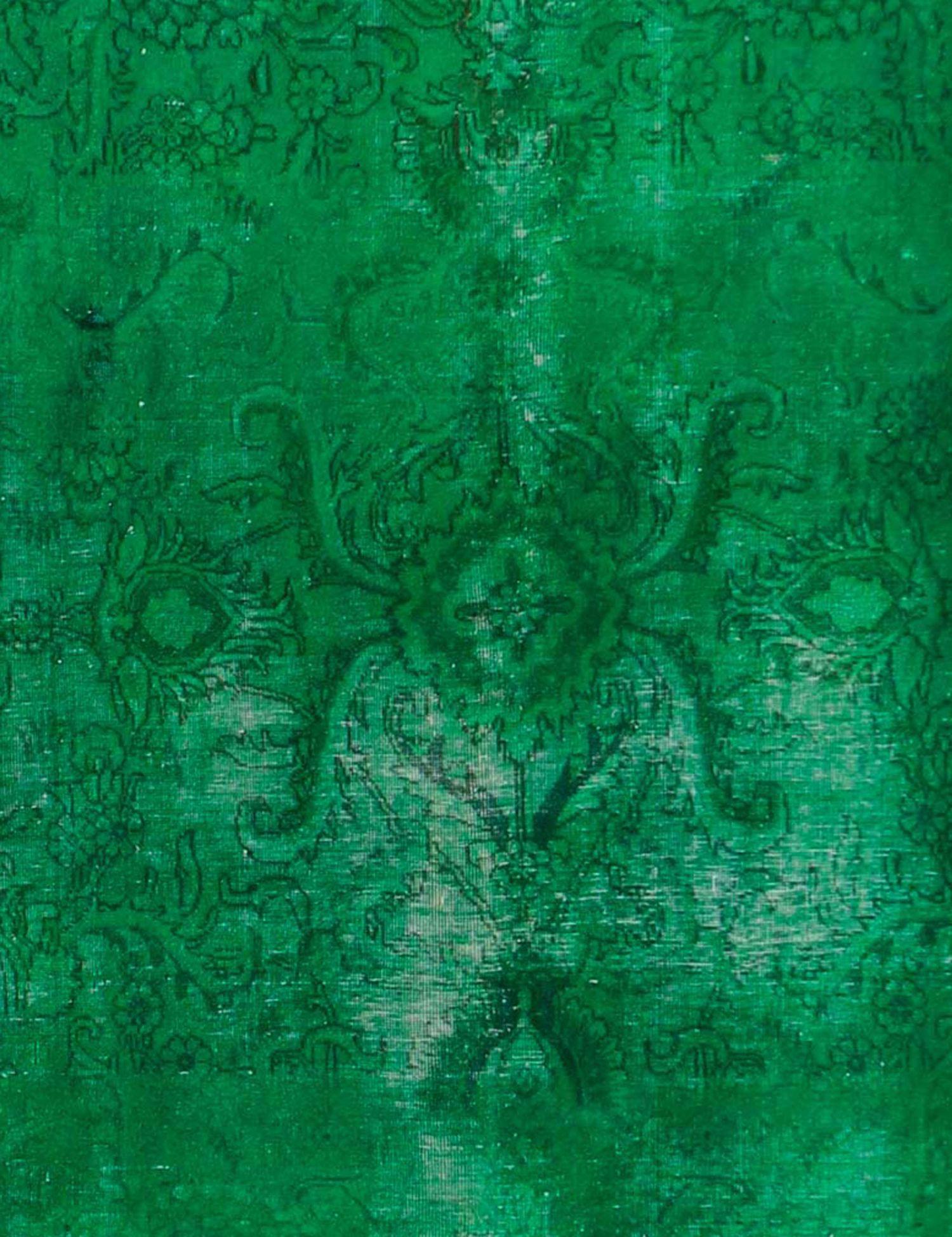 Tappeto Vintage  verde <br/>340 x 268 cm