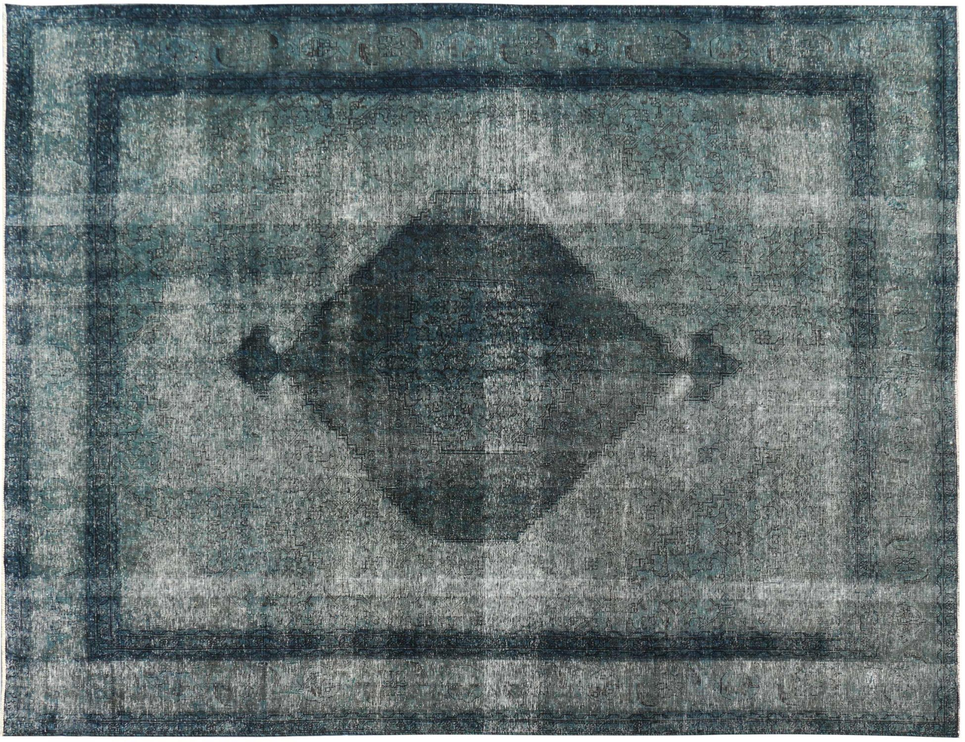 Vintage Perserteppich  blau <br/>339 x 240 cm
