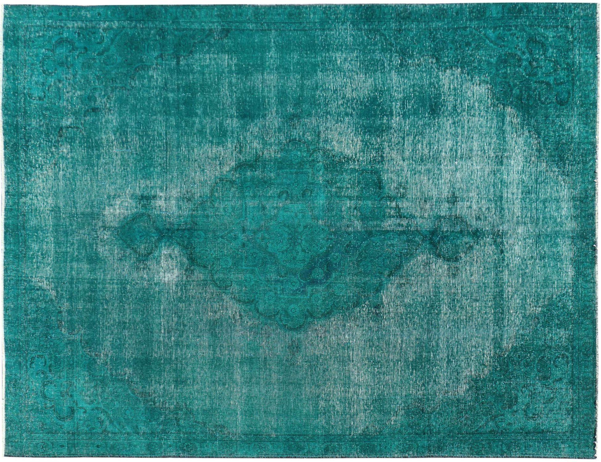 Vintage Perserteppich  grün <br/>324 x 219 cm