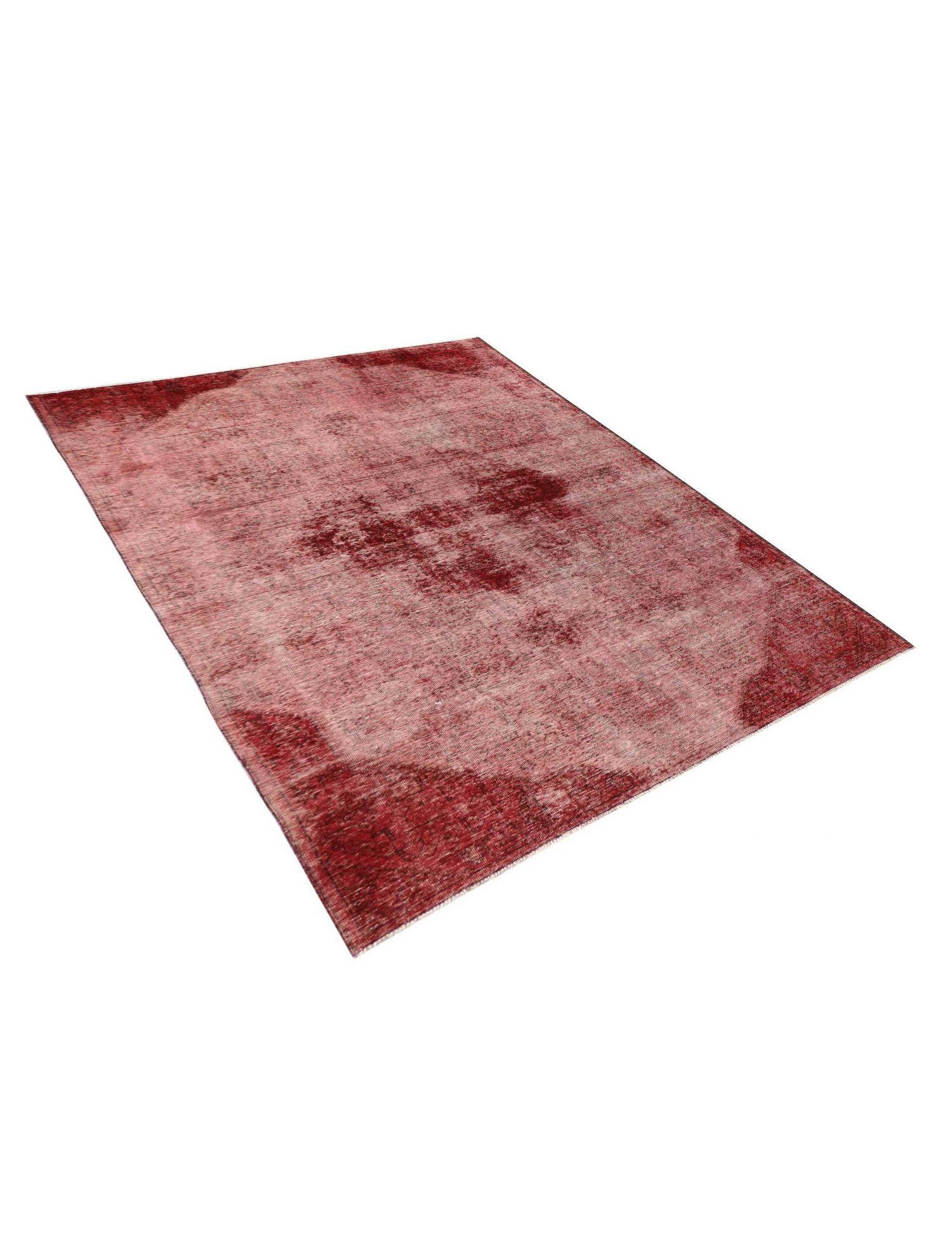 Vintage Teppich  rot <br/>264 x 166 cm