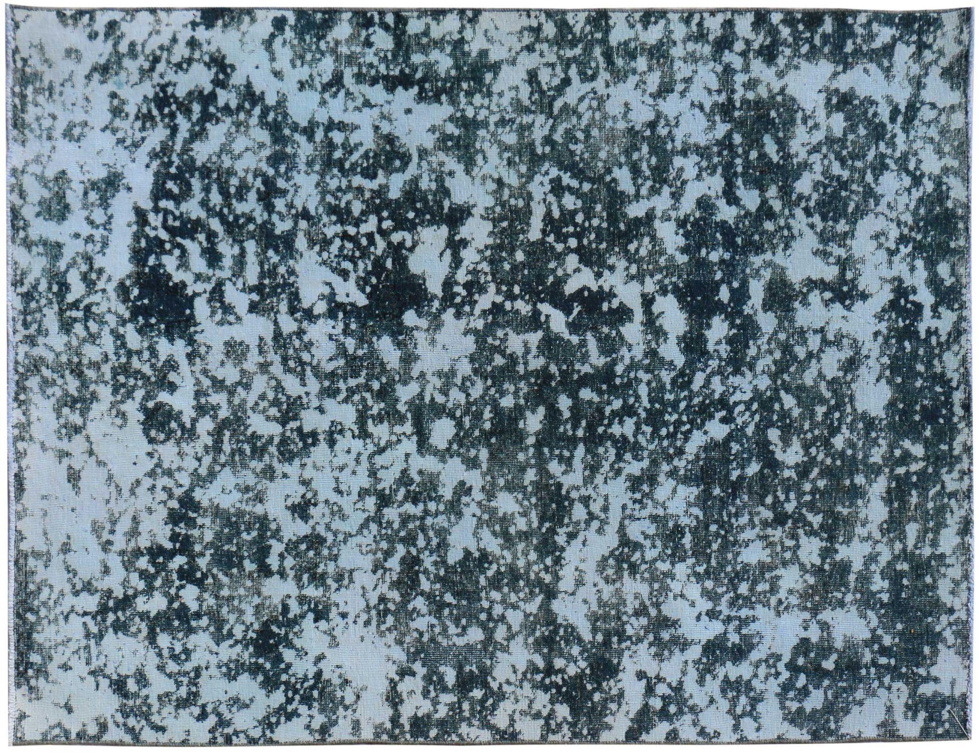 Tappeto Vintage  turchese <br/>245 x 153 cm
