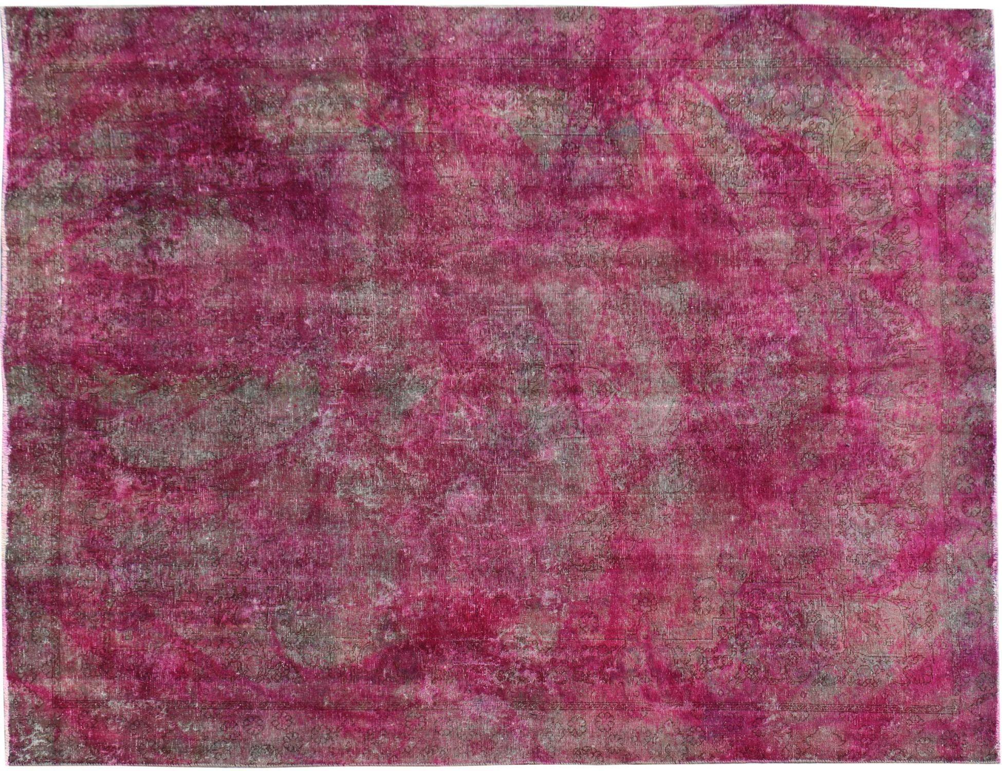 Tappeto Vintage  rosa <br/>334 x 266 cm