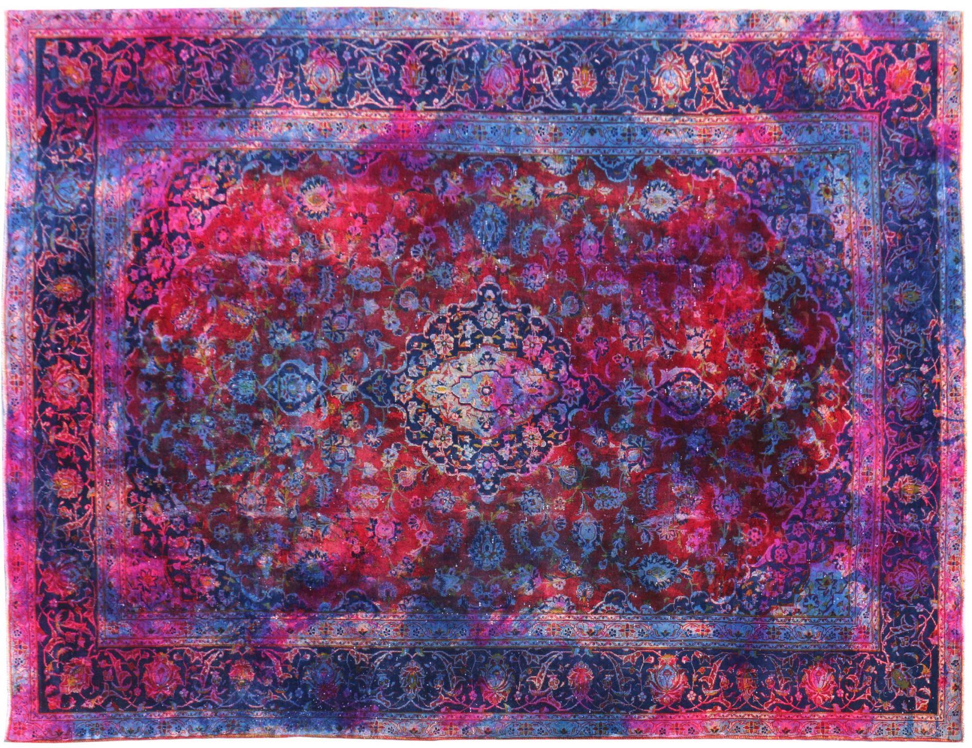 Tappeto Vintage  blu <br/>317 x 249 cm