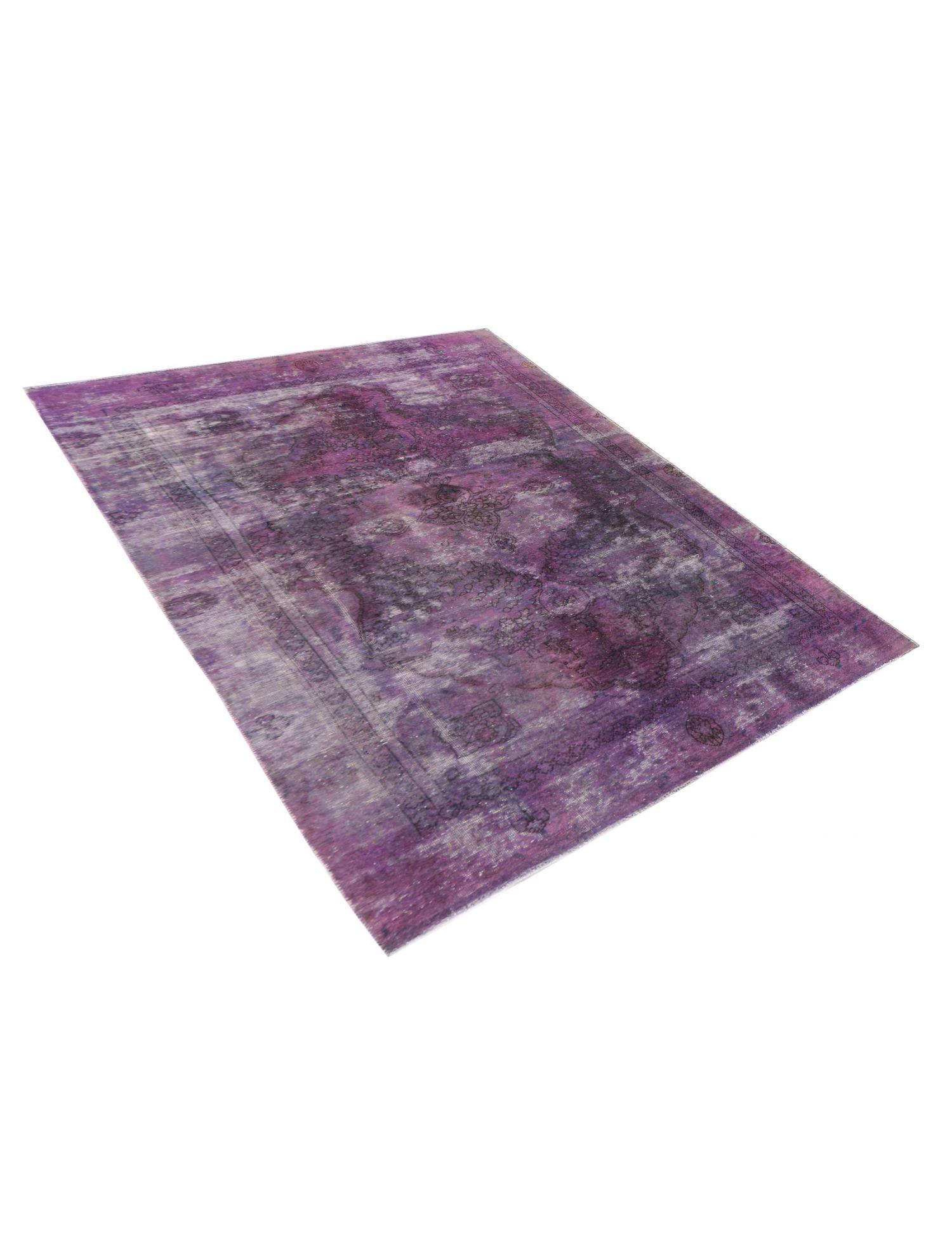 Vintage Teppich  lila <br/>272 x 152 cm