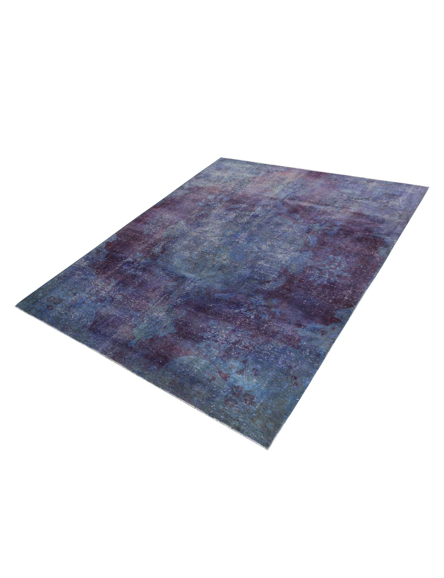 Tappeto Vintage  blu <br/>292 x 213 cm
