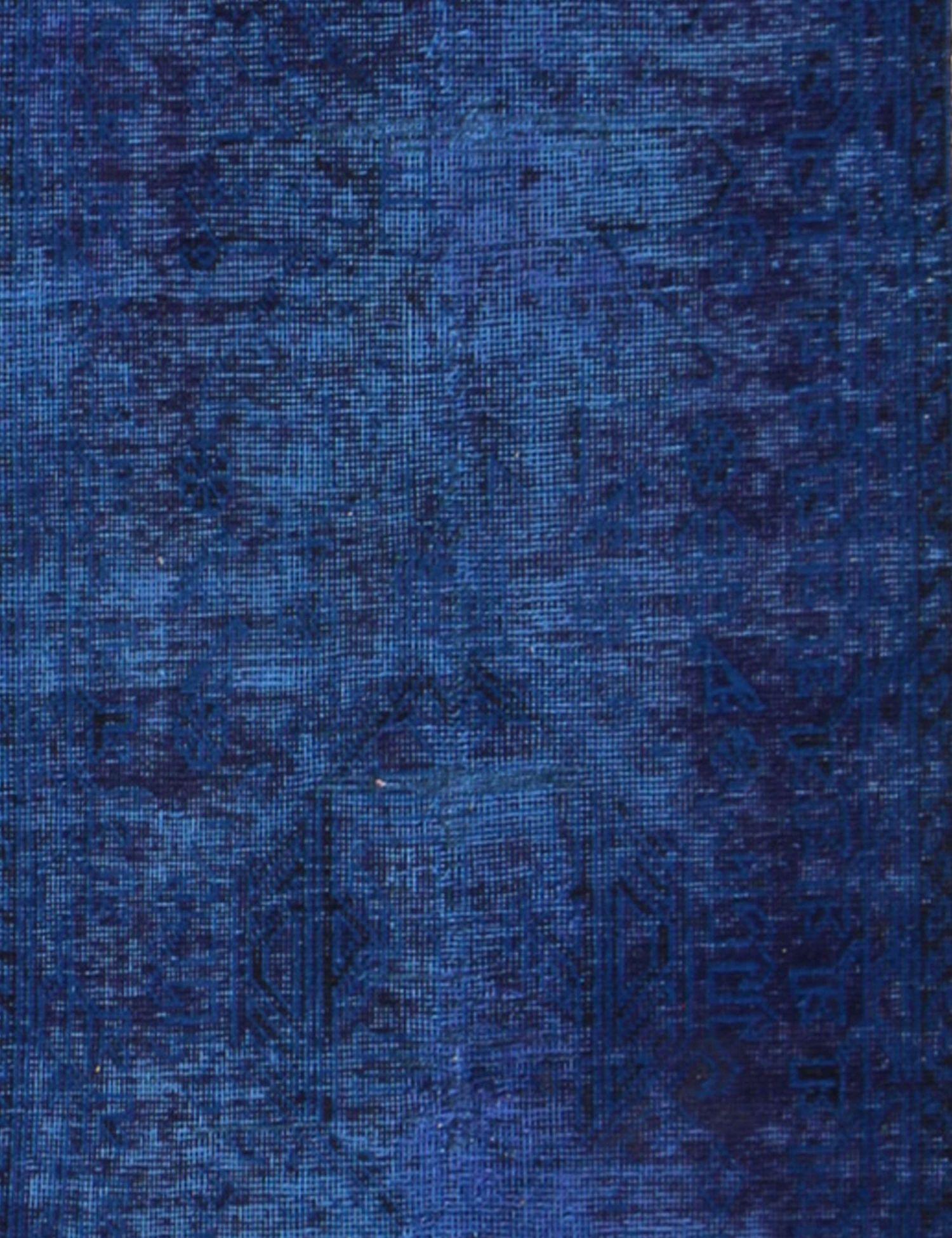 Vintage Perserteppich  blau <br/>368 x 78 cm