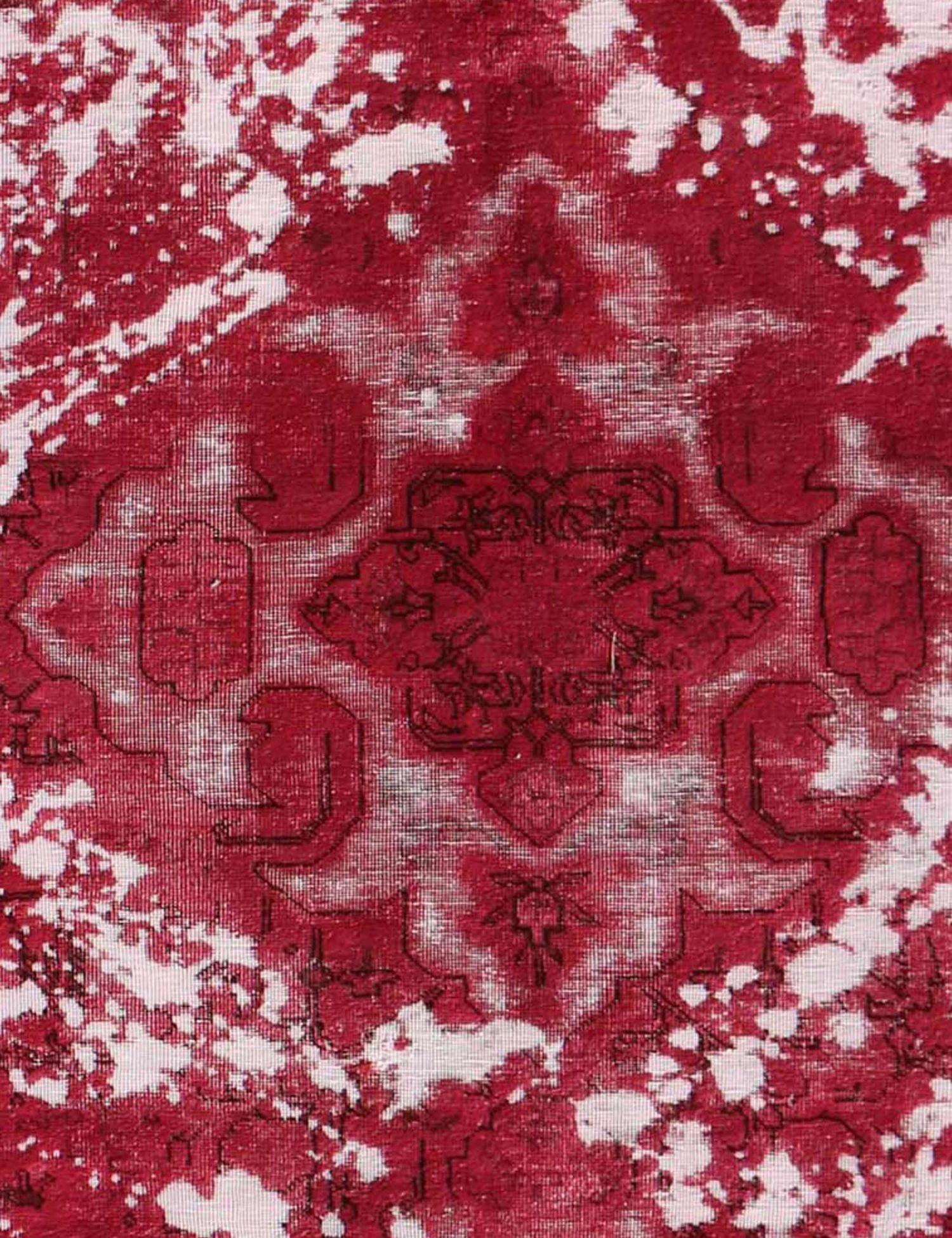 Vintage Teppich  rot <br/>303 x 203 cm