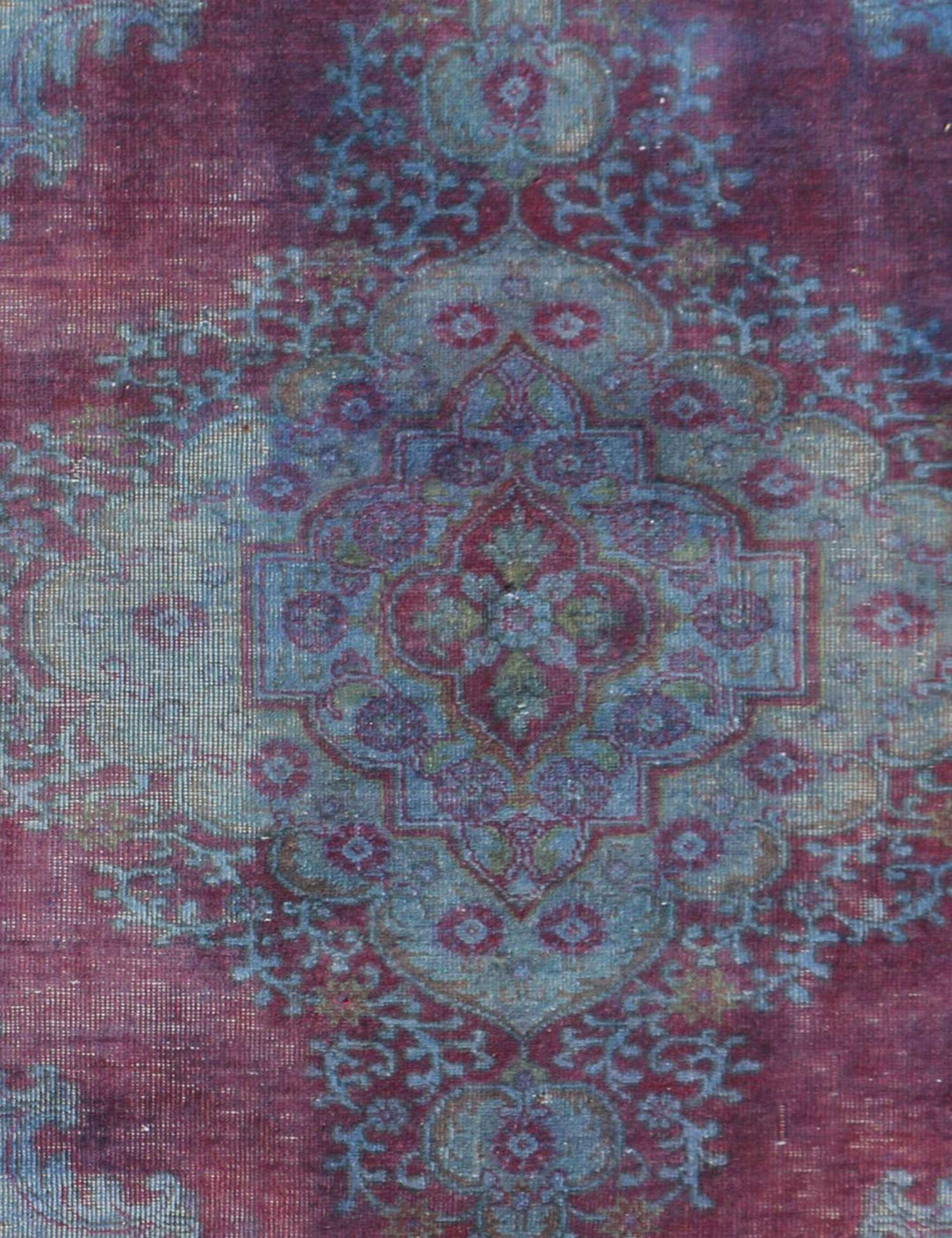 Vintage Perserteppich  blau <br/>240 x 148 cm