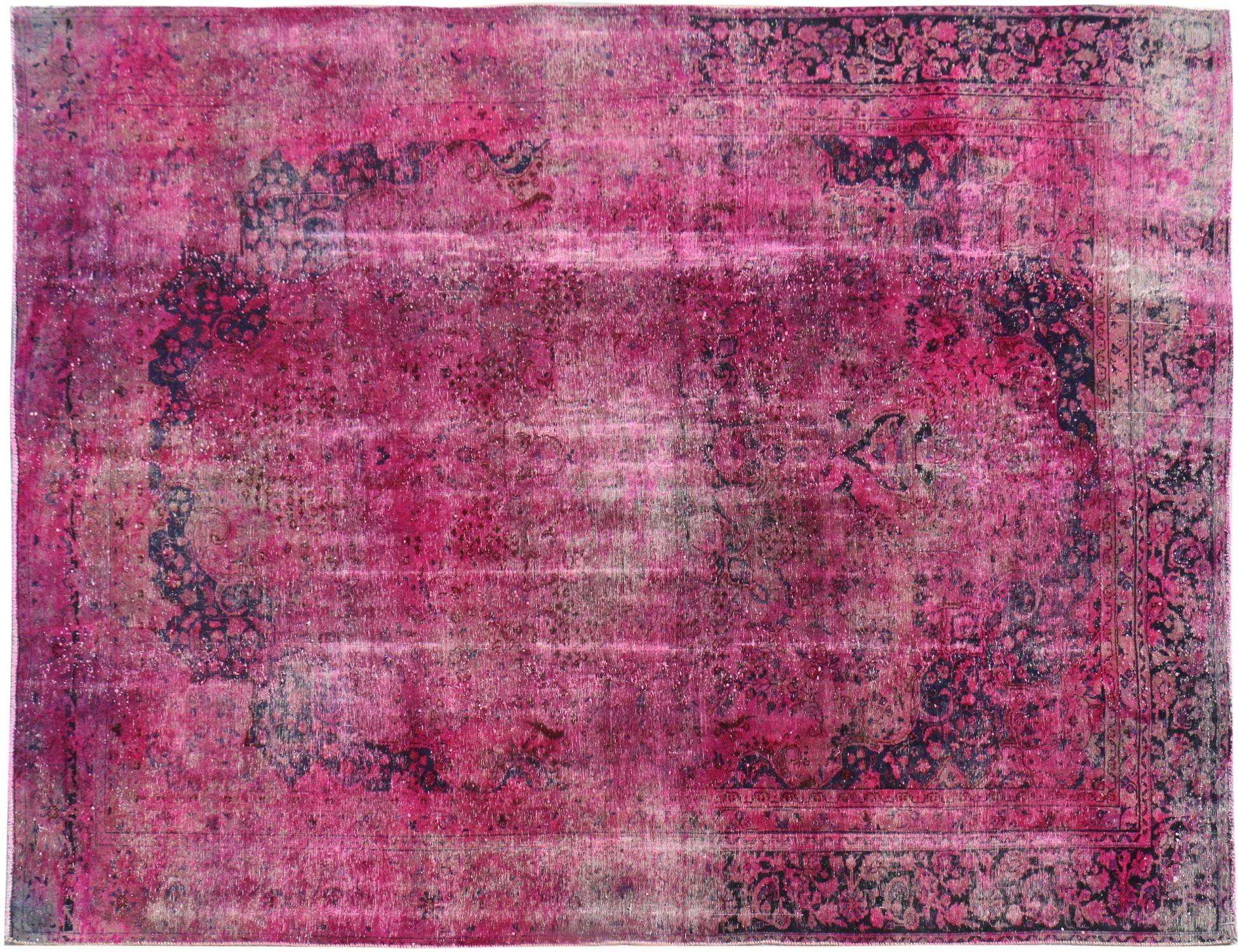 Vintage Perserteppich  rosa <br/>357 x 266 cm