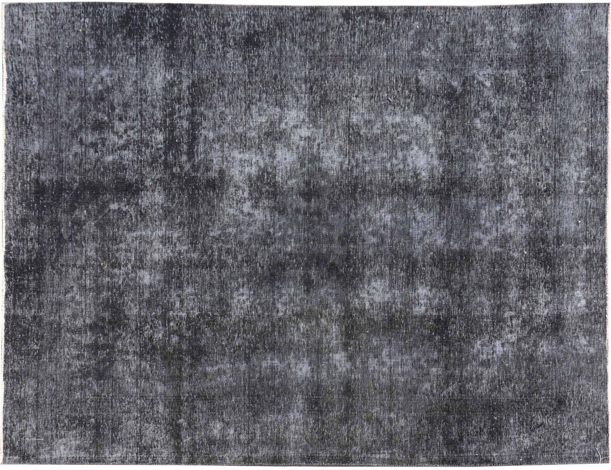 Vintage Perserteppich  schwarz <br/>281 x 191 cm