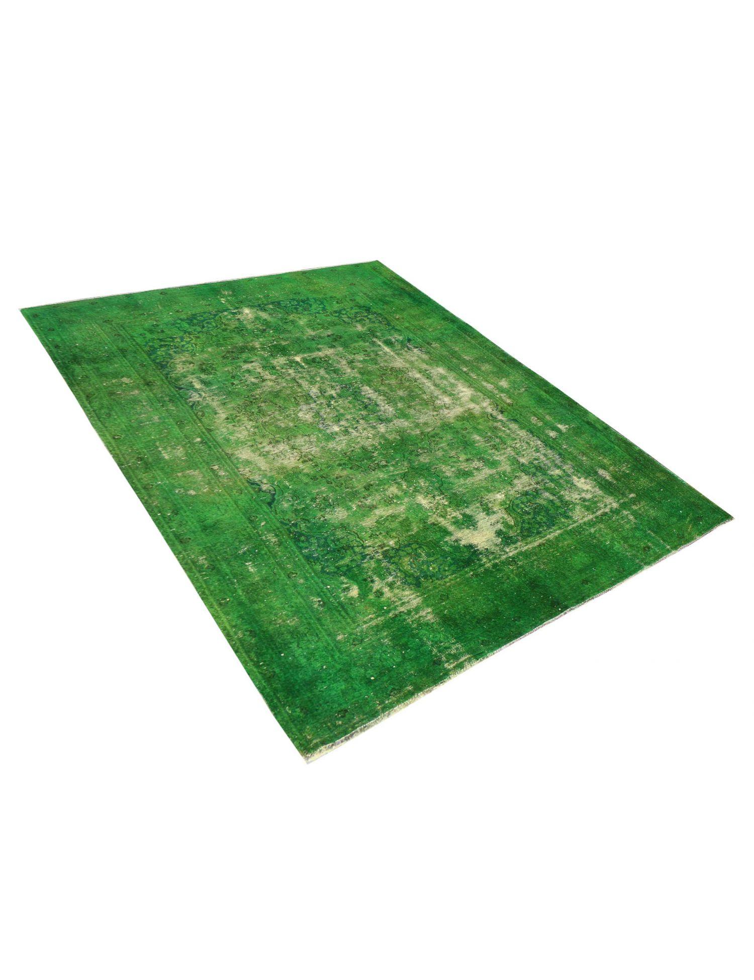 Tappeto Vintage  verde <br/>280 x 186 cm