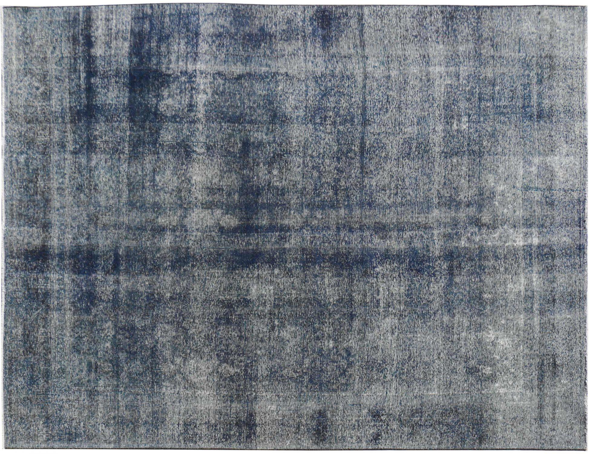 Vintage Perserteppich  blau <br/>357 x 275 cm