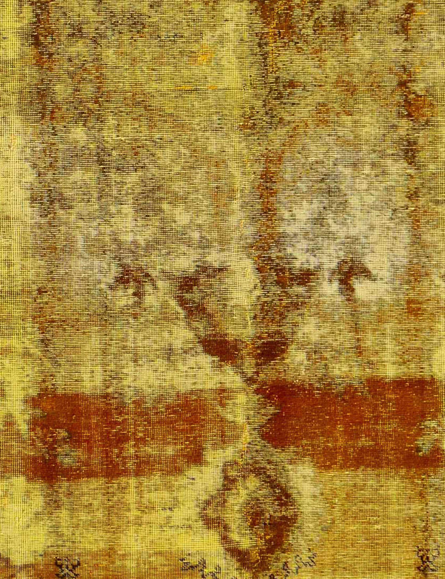 Vintage Perserteppich  gelb <br/>329 x 229 cm