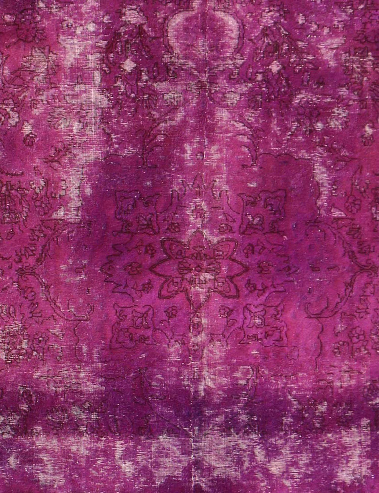 Vintage Teppich  lila <br/>356 x 284 cm
