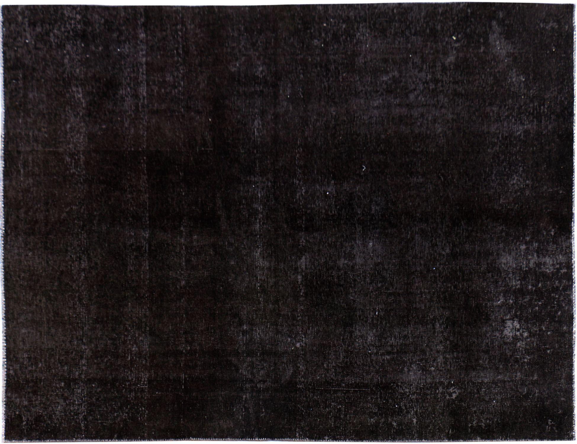 Vintage Perserteppich  schwarz <br/>272 x 188 cm