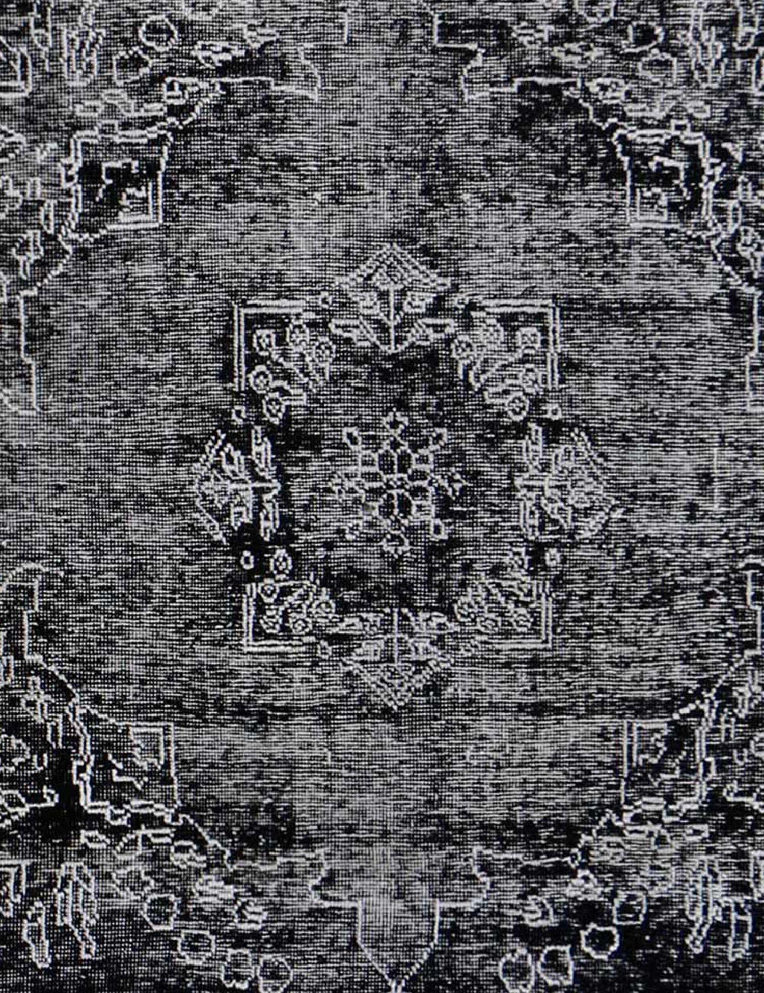 Vintage Perserteppich  schwarz <br/>285 x 199 cm