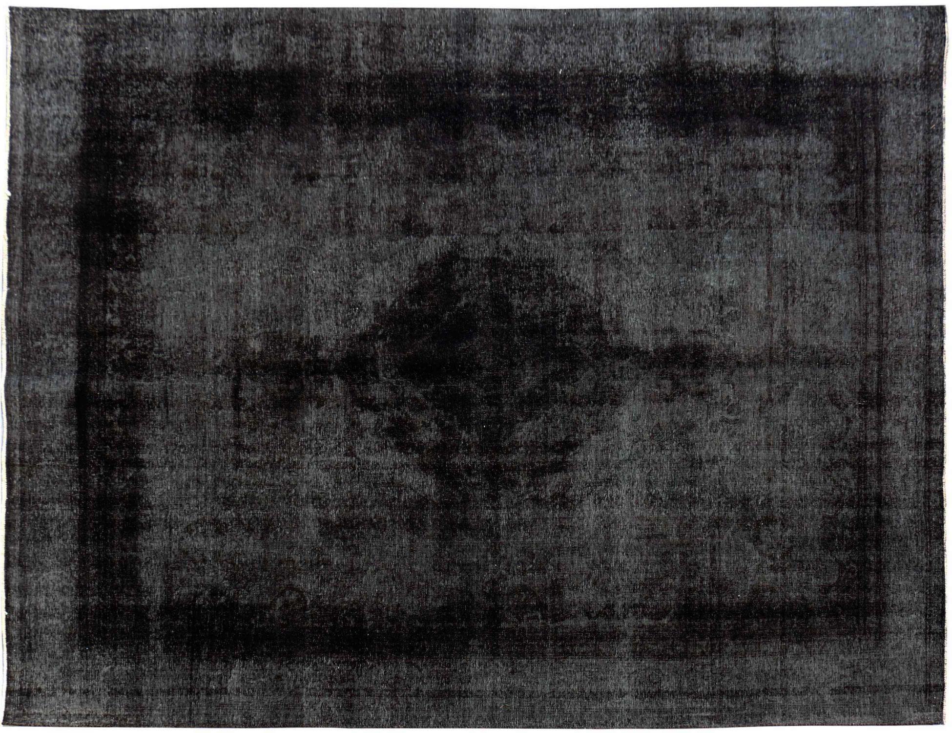 Tappeto Vintage  nero <br/>375 x 300 cm
