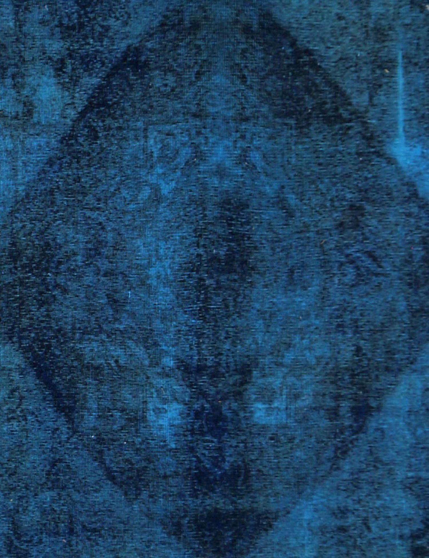 Vintage Perserteppich  blau <br/>367 x 286 cm