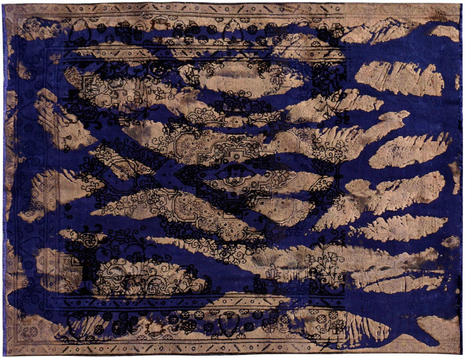 Vintage Perserteppich  blau <br/>357 x 278 cm