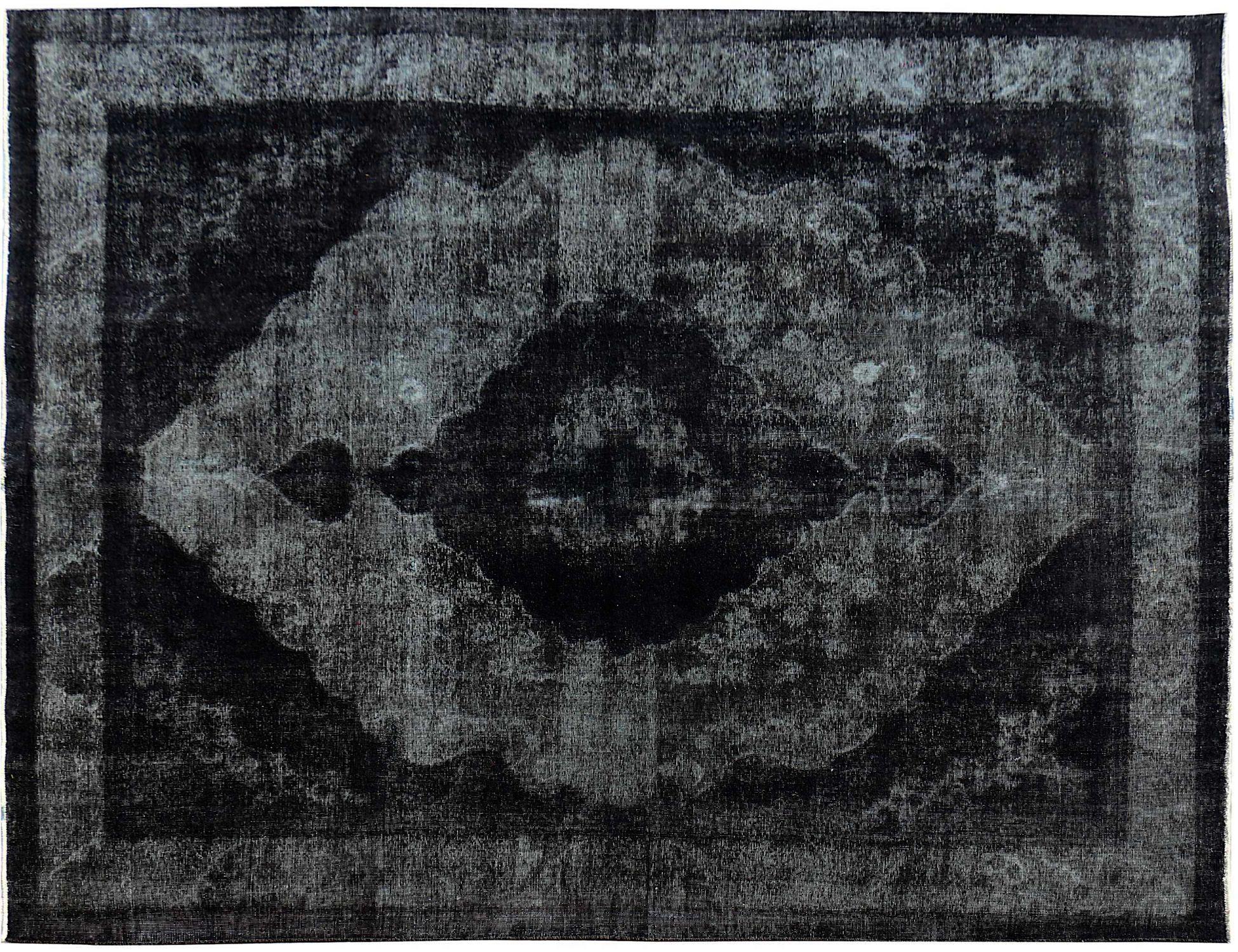 Vintage Perserteppich  schwarz <br/>389 x 300 cm