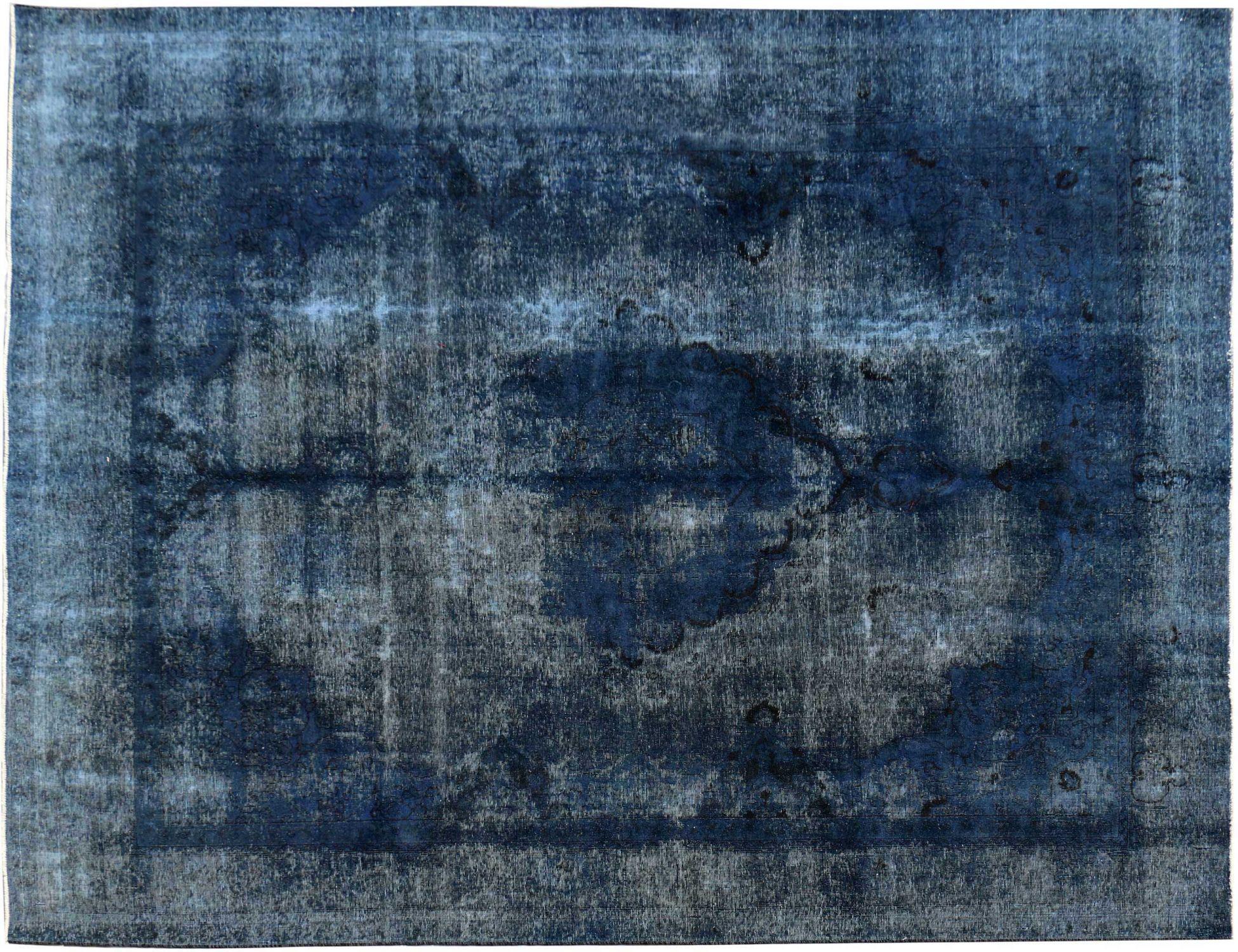 Vintage Perserteppich  blau <br/>390 x 292 cm