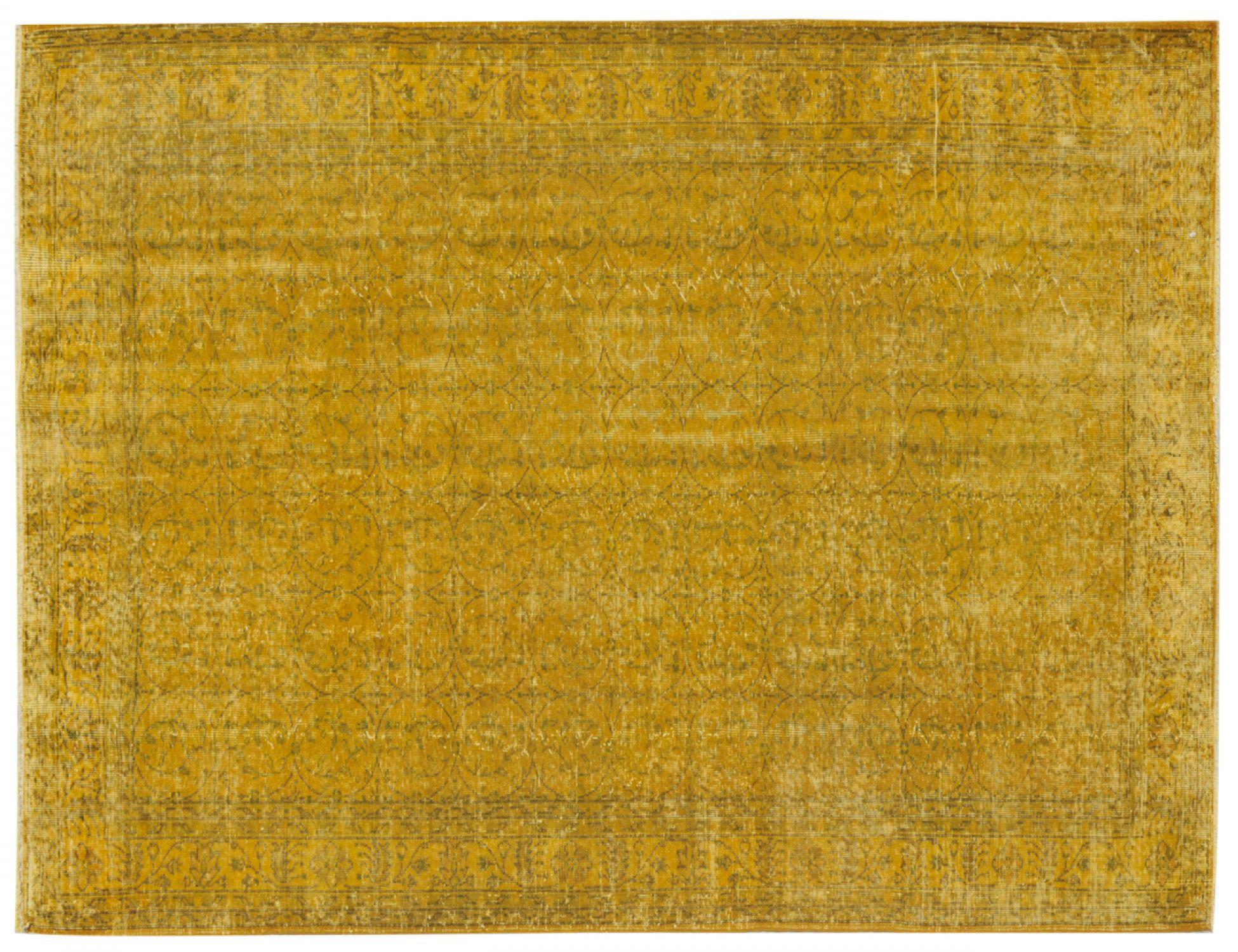 Tappeto Vintage  giallo <br/>300 x 200 cm