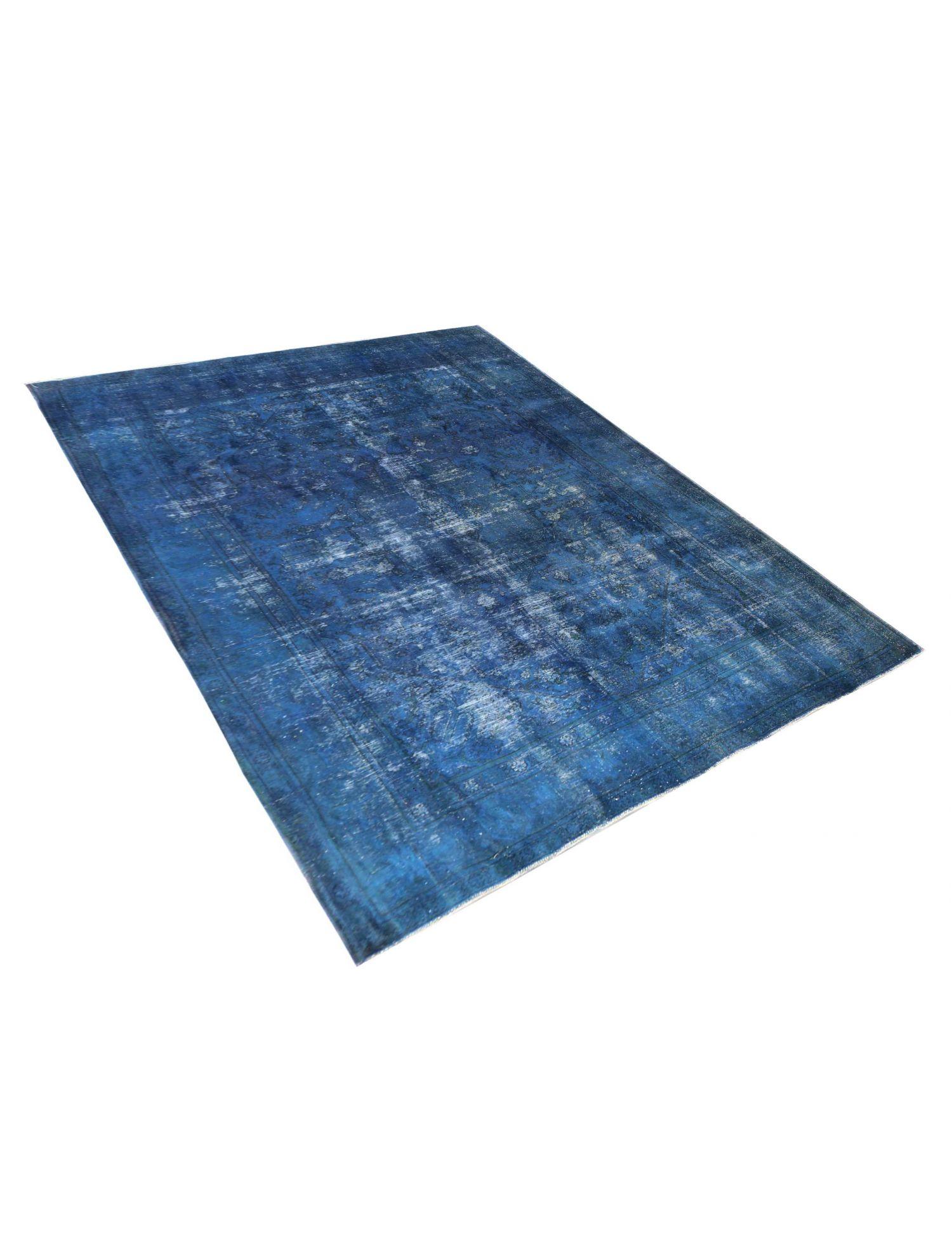Tappeto Vintage  blu <br/>380 x 290 cm