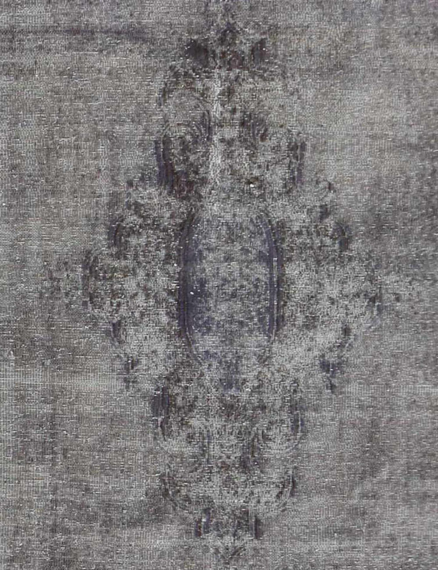 Vintage Perserteppich  grau <br/>282 x 240 cm