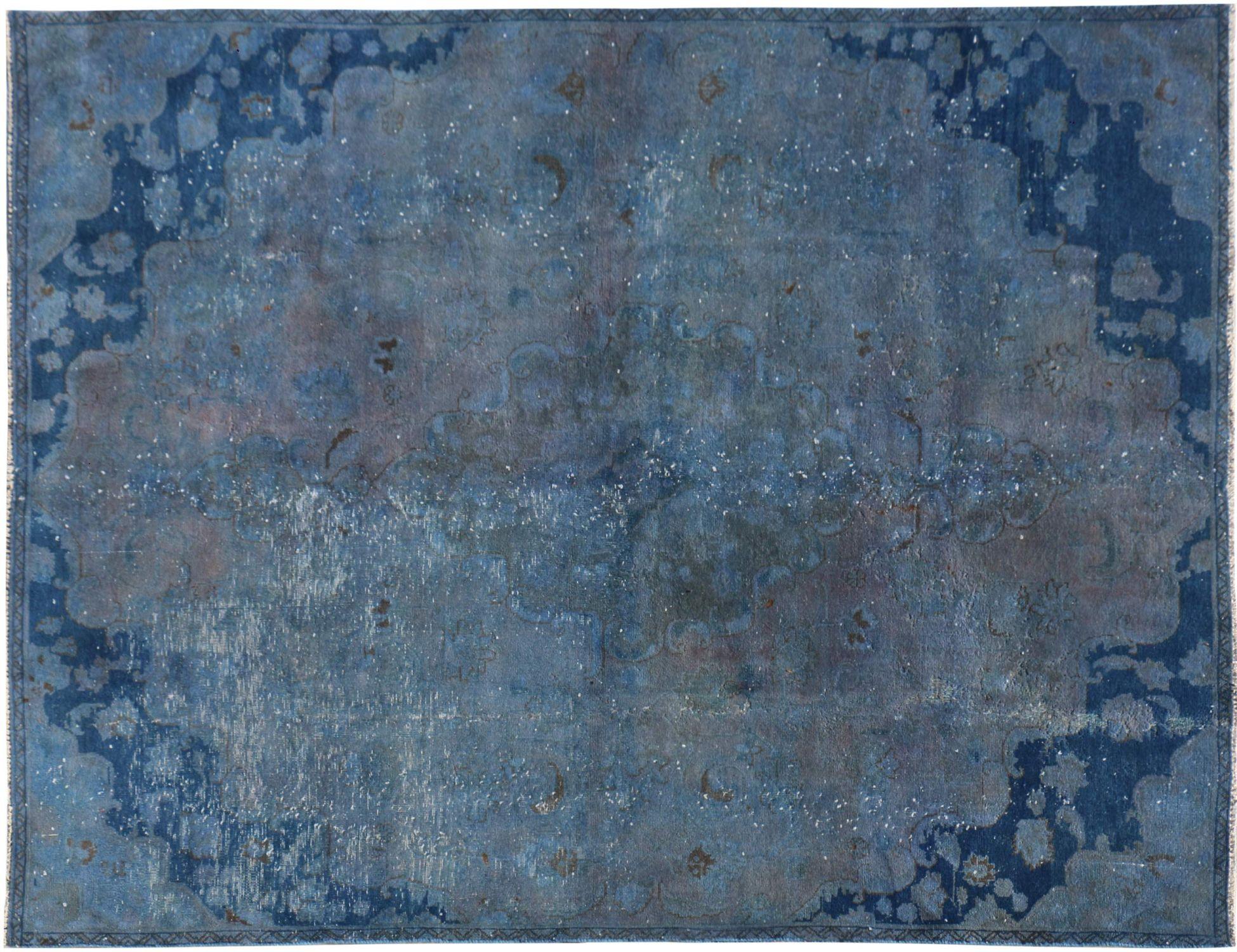 Vintage Perserteppich  blau <br/>254 x 196 cm