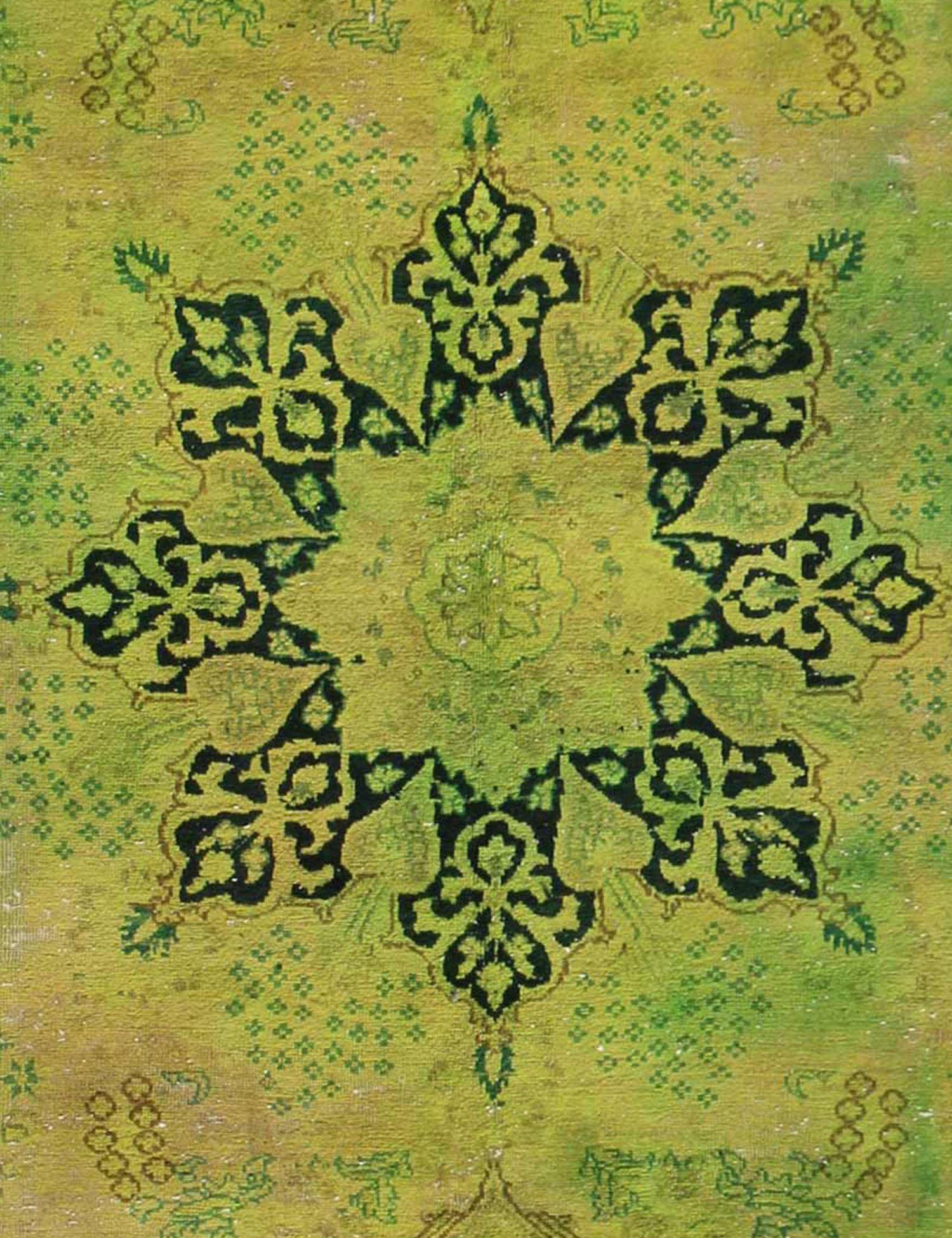 Tappeto Vintage  verde <br/>317 x 220 cm