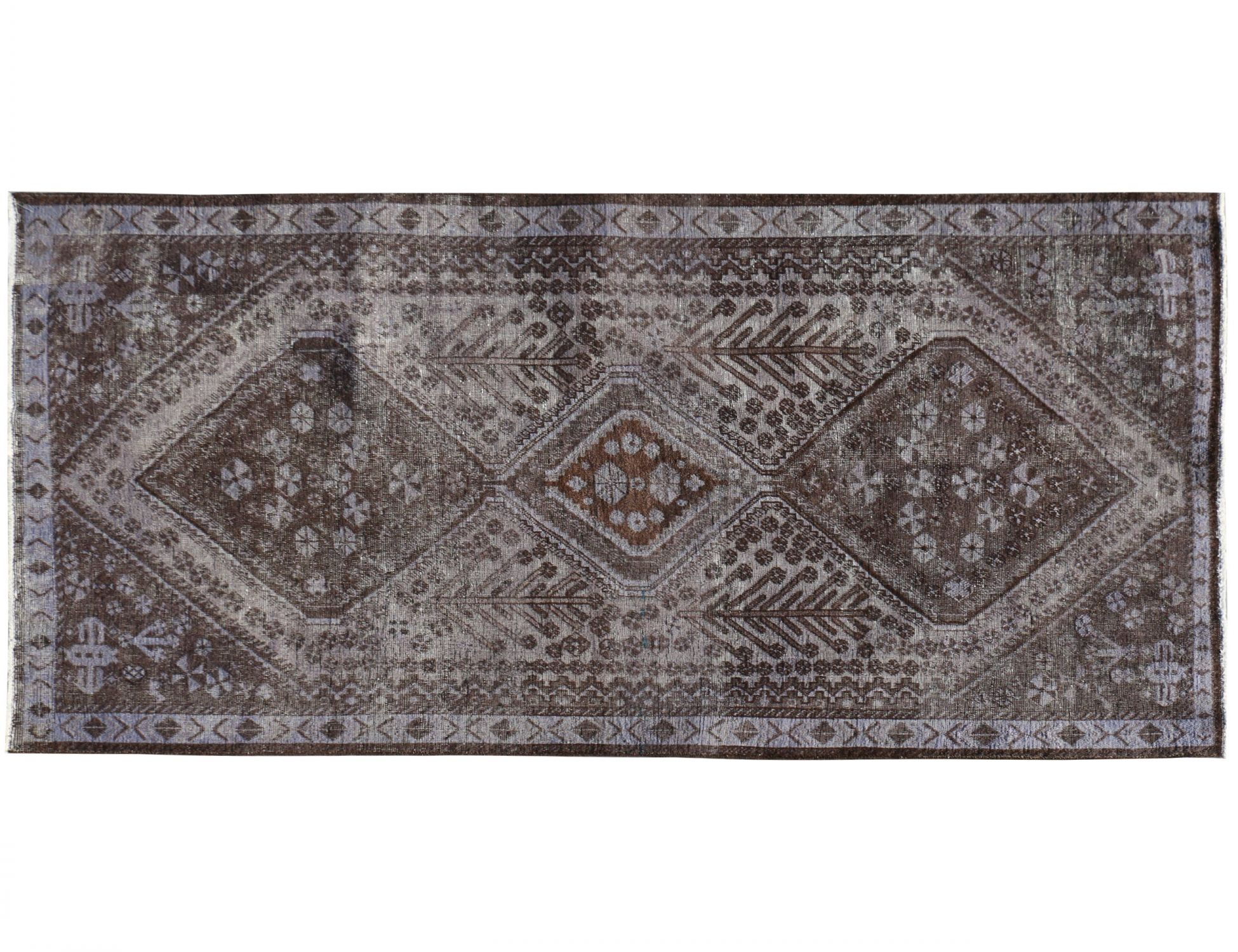Vintage Perserteppich  grau <br/>303 x 160 cm