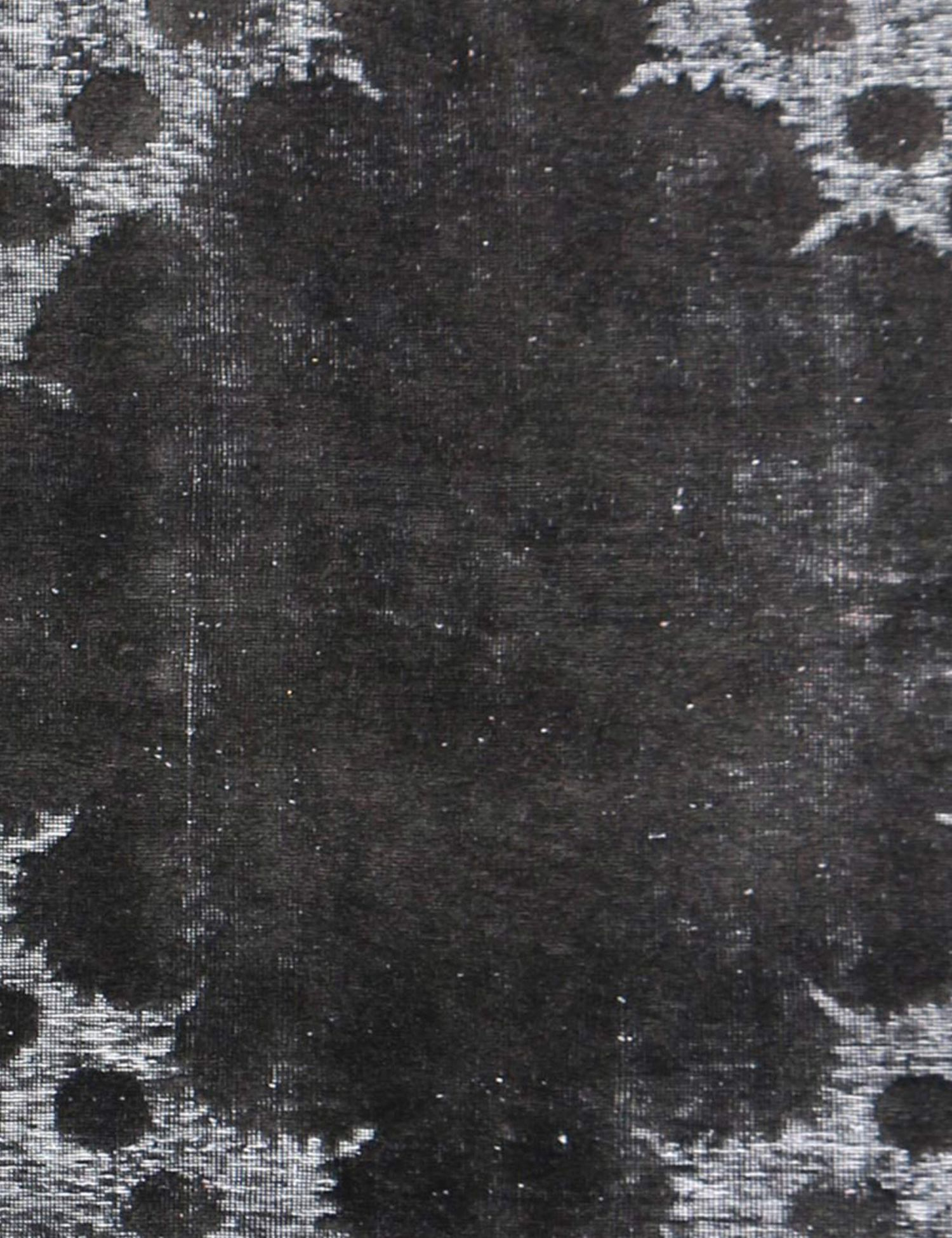 Tappeto Vintage  nero <br/>287 x 195 cm