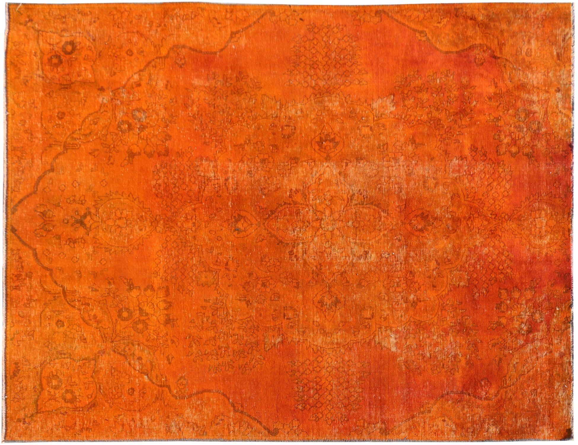 Vintage Perserteppich  orange <br/>282 x 220 cm